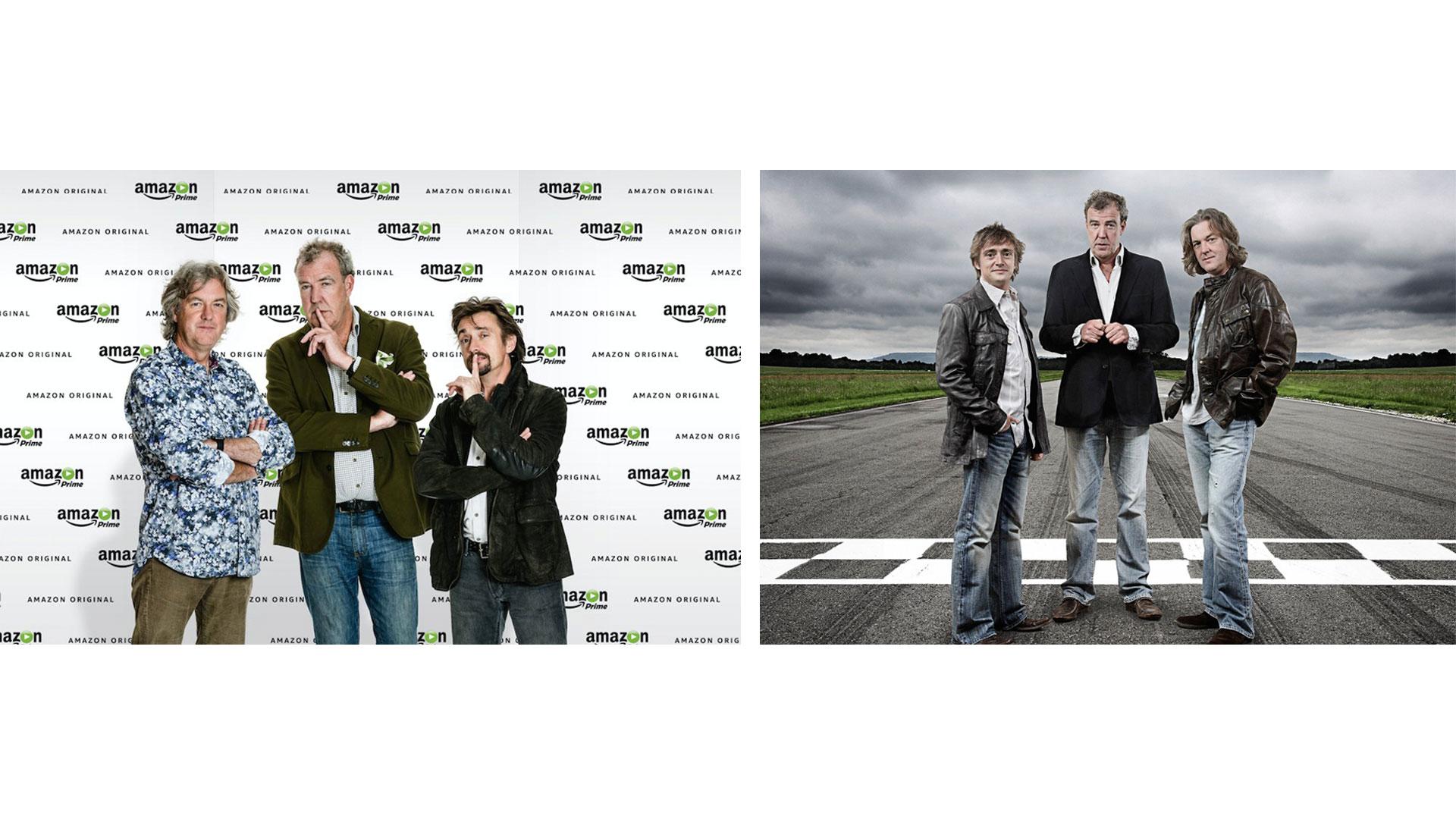 Los conductores del programa de la BBC anunciaron que tendrán un nuevo programa relacionado al mundo del automovilismo