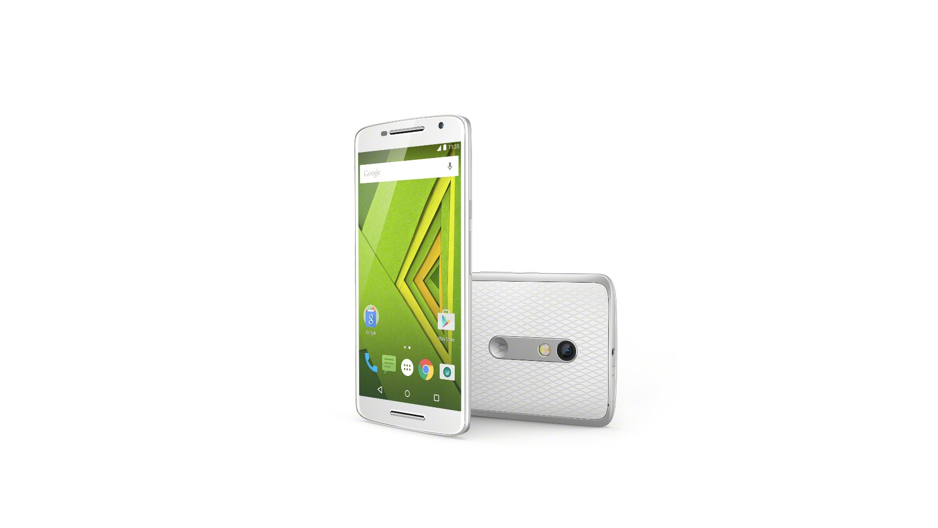 Motorola presentó tres nuevos celulares, entre ellos uno que puede estar en el agua por al menos media hora
