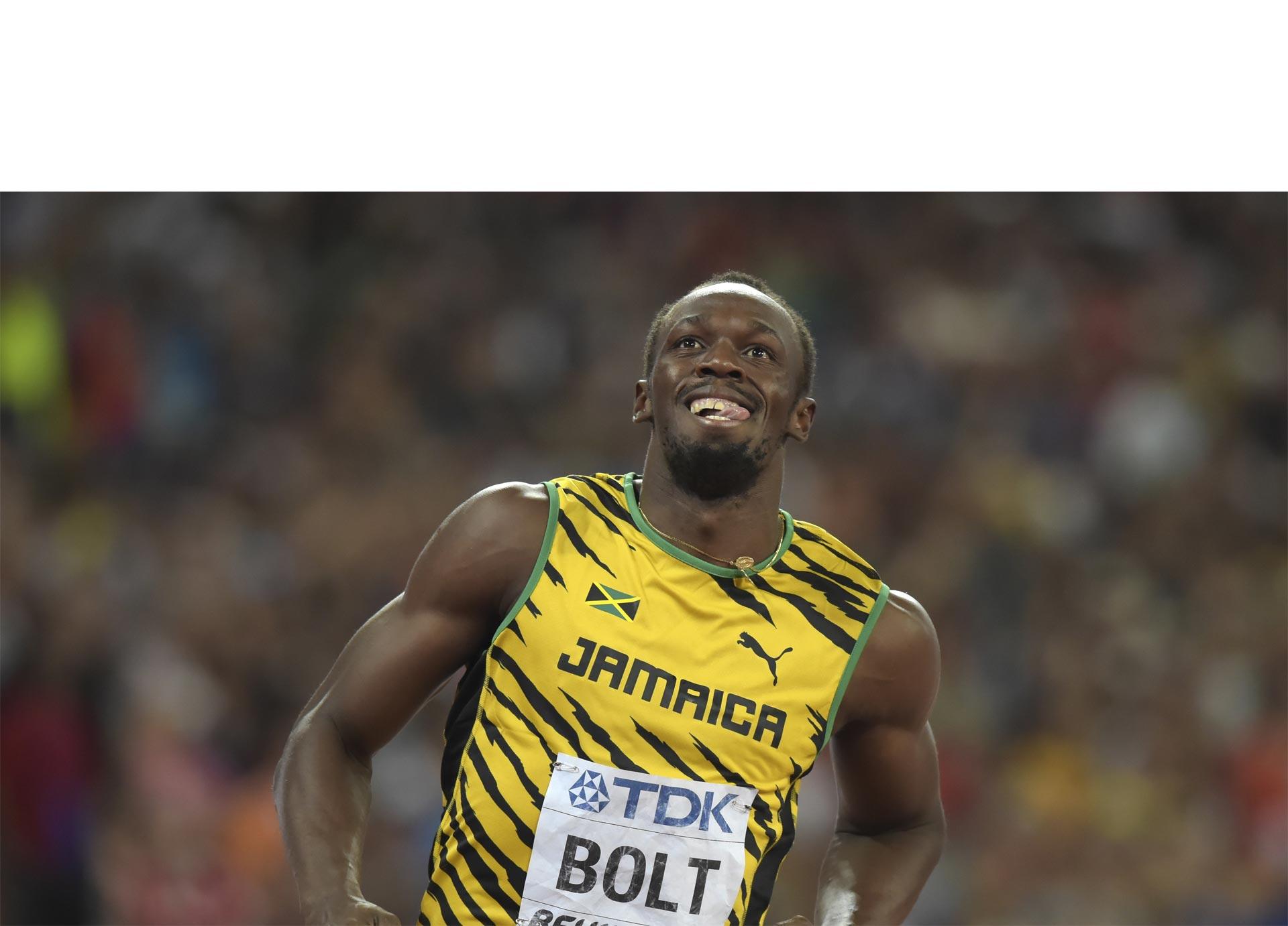 Es el atleta más laureado de la historia de los Mundiales
