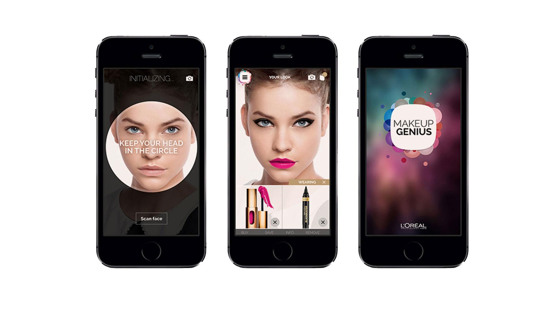 Pon tu teléfono al día con las aplicaciones que te ayudarán en tu rutina de maquillajes y peinados