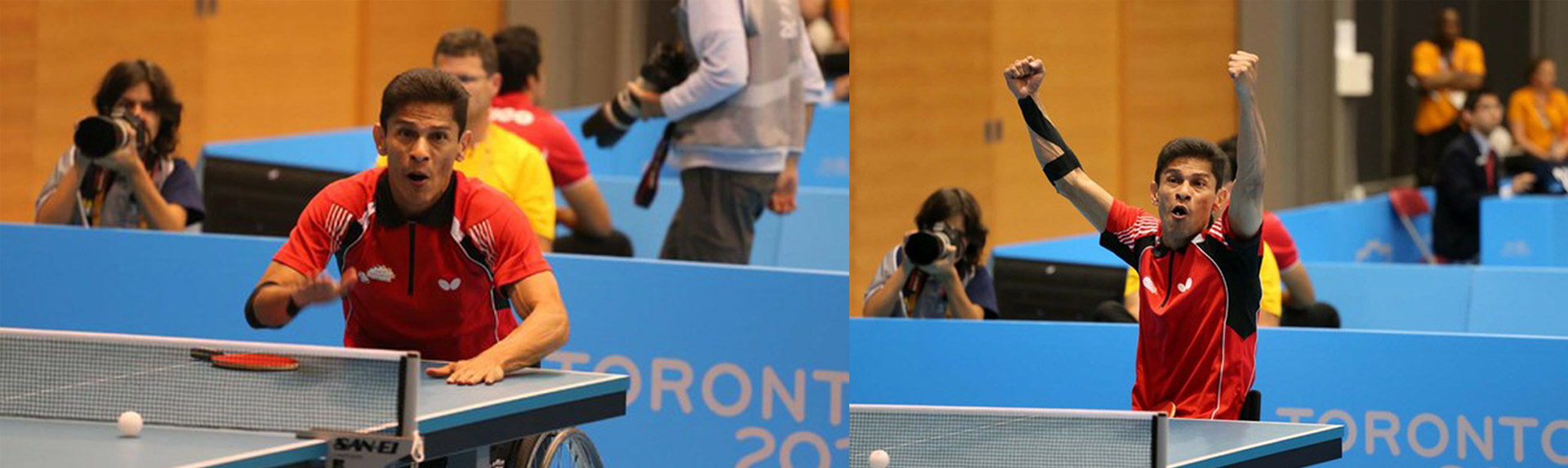 Este lunes Venezuela conquistó la primera medalla de oro y otras 8 distinciones en los Parapanamericanos