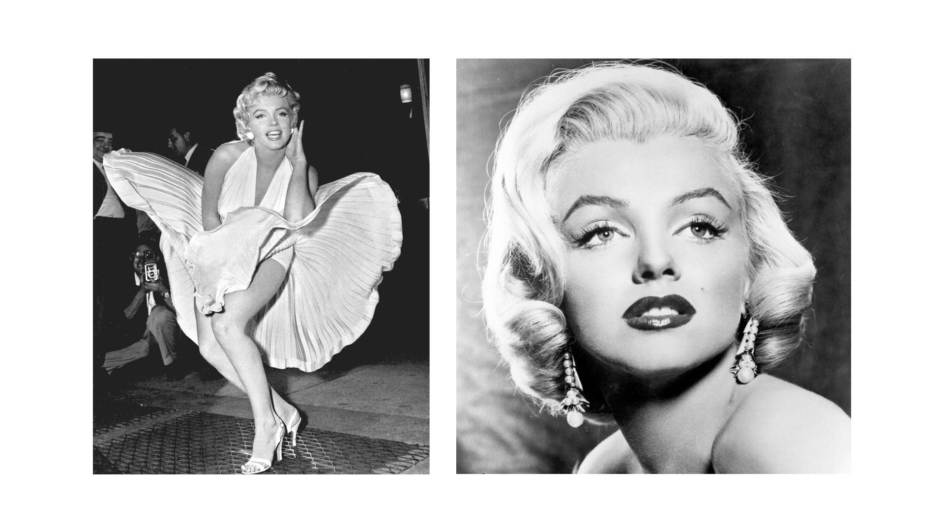La actriz nació el 1 de junio de 1926 enLos Angeles y se convirtió en un símbolo sexy que perdura
