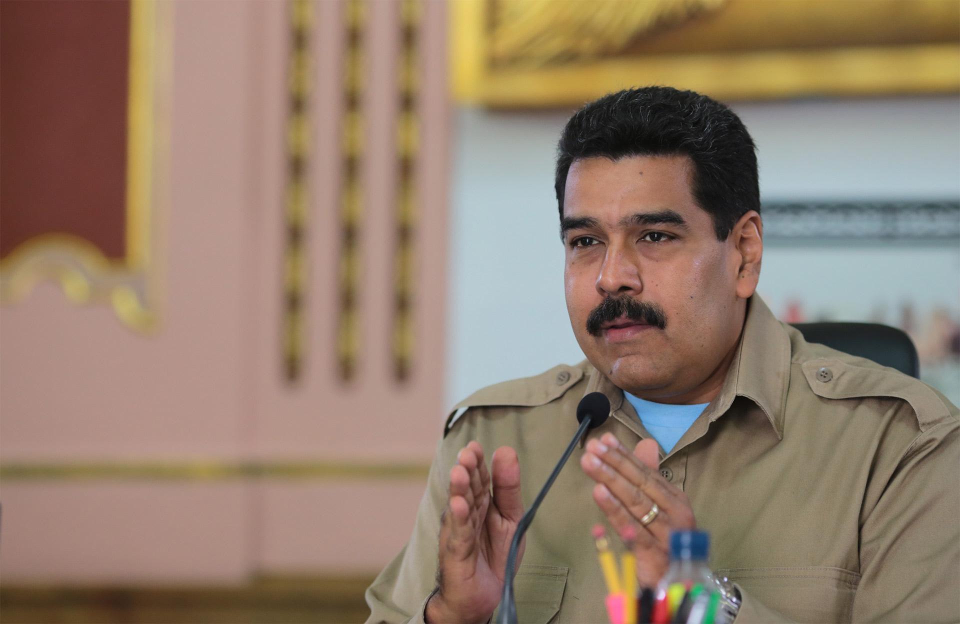 El presidente Nicolás Maduro informó que el crédito es de $5.000 millones, el mismo monto percibido en julio de este año