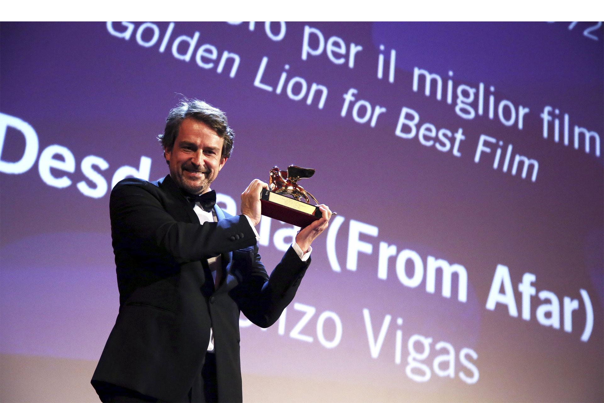 Con el León de Oro para la película venezolana Desde allá, se termina de marcar una nueva tendencia en el mundo