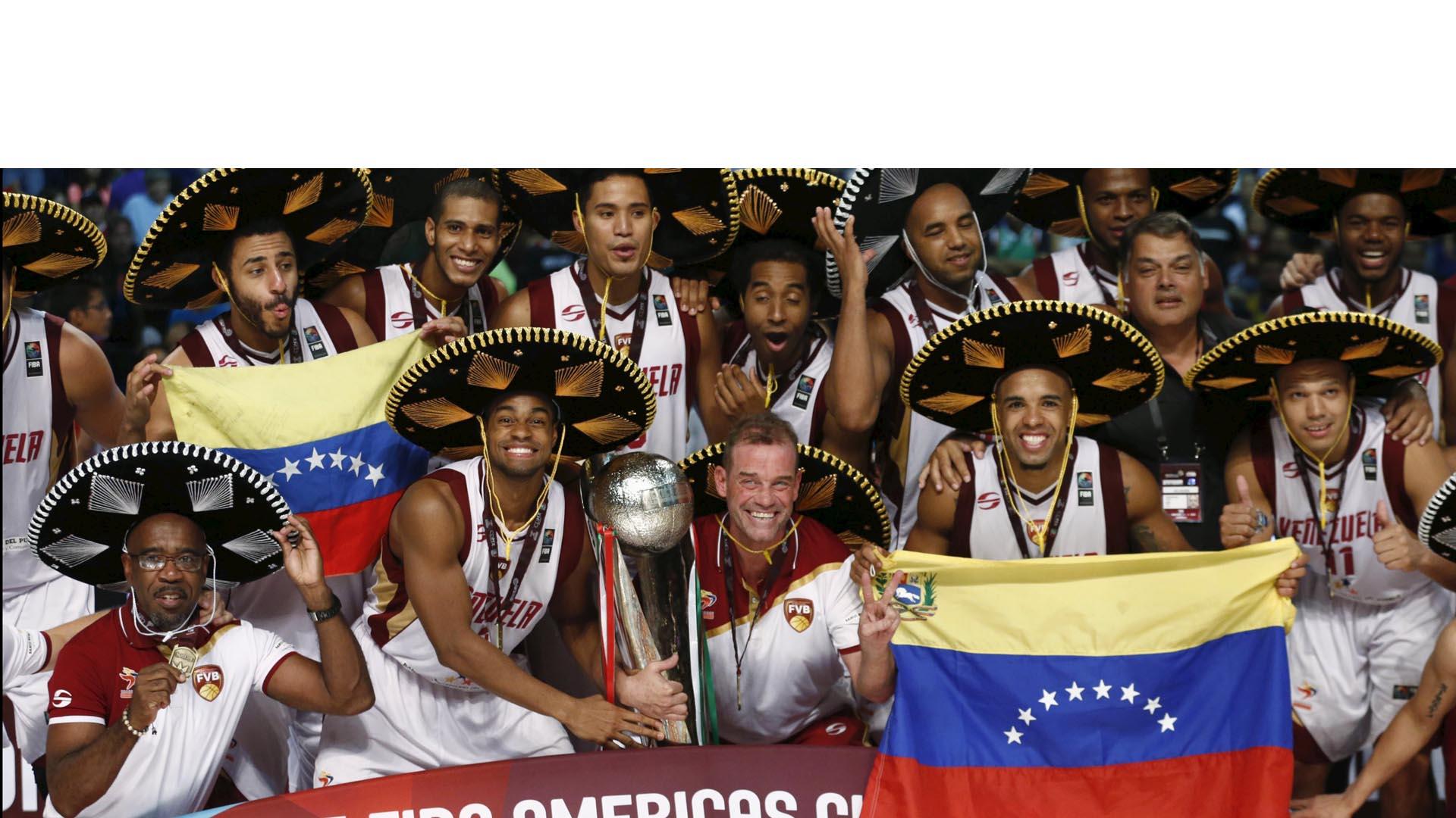 Emulando a los Héroes de Portland, la selección venezolana de baloncesto derrotó a Canadá y se clasificó a las olimpiadas