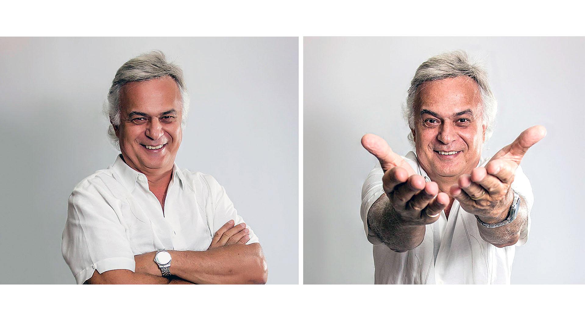 Gustavo Pierral fue reconocido como el mayor representante en de la música disco en Venezuela, ahora brinda sonrisas cada mañana con su voz y alegría