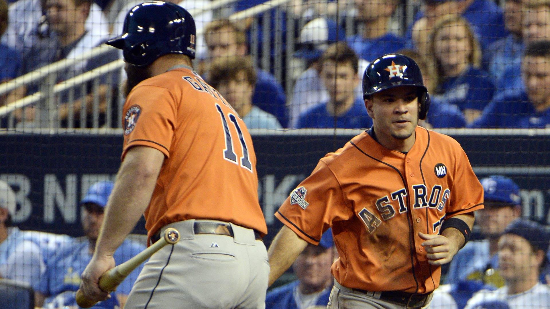 Los Astros de Houston dominaron a los Reales de Kansas City, con bateo oportuno y una defensa impenetrable