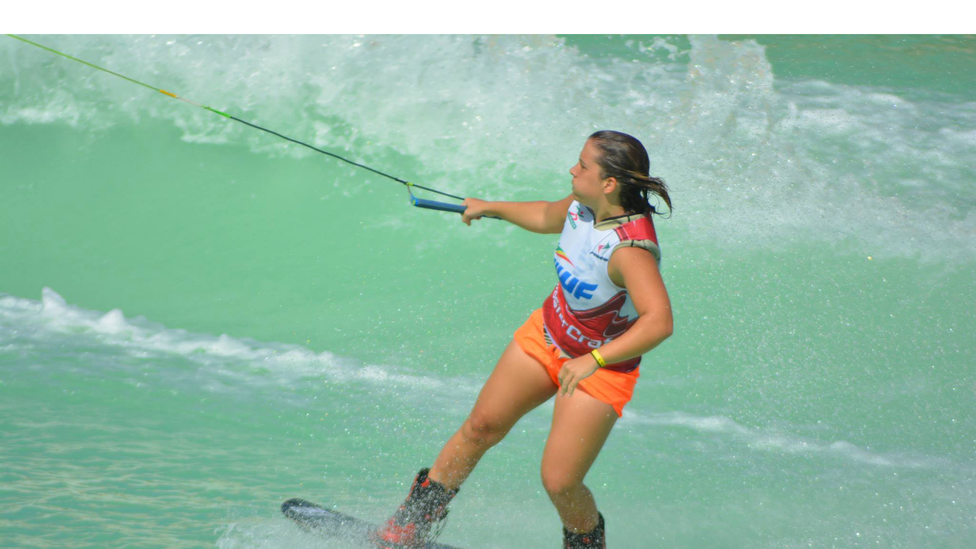 Ana Chamorro es la única latinoamericana que clasificó a los cuartos de final en el mundial que se celebra en Cancún