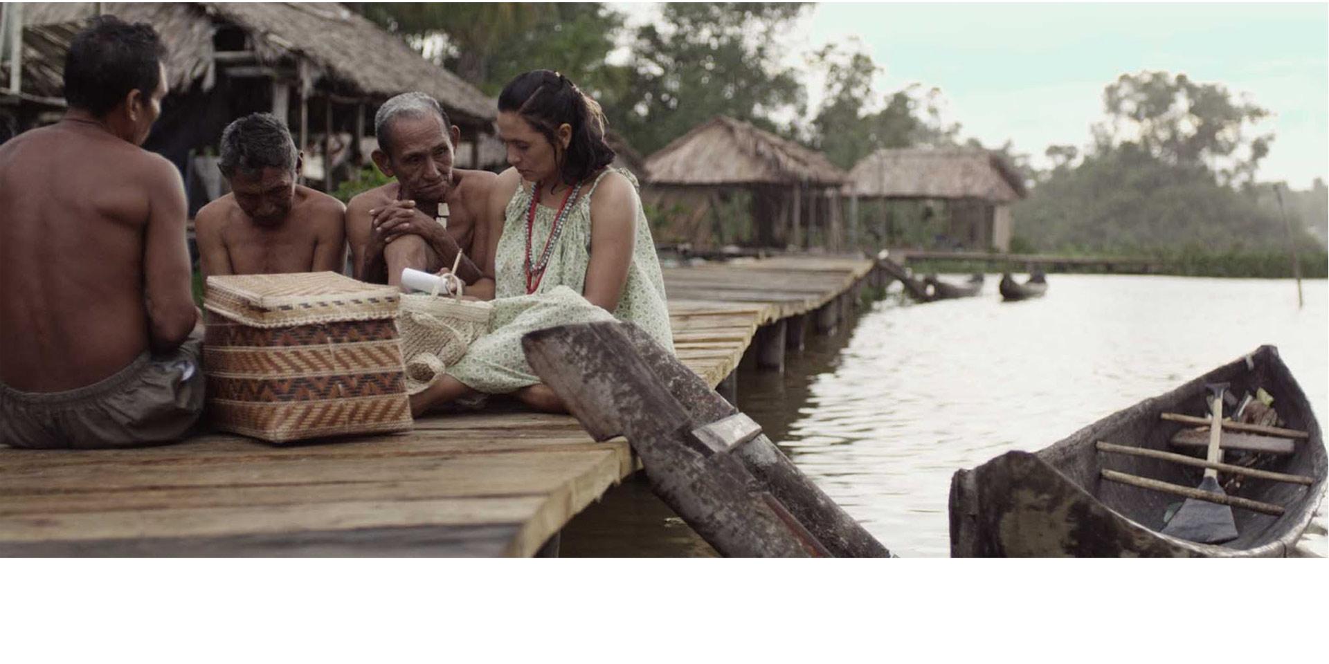"""La película """"Dauna, lo que se lleva el río"""" y el cortmoetraje """"Anfibio"""" competirán este año en el festival español"""