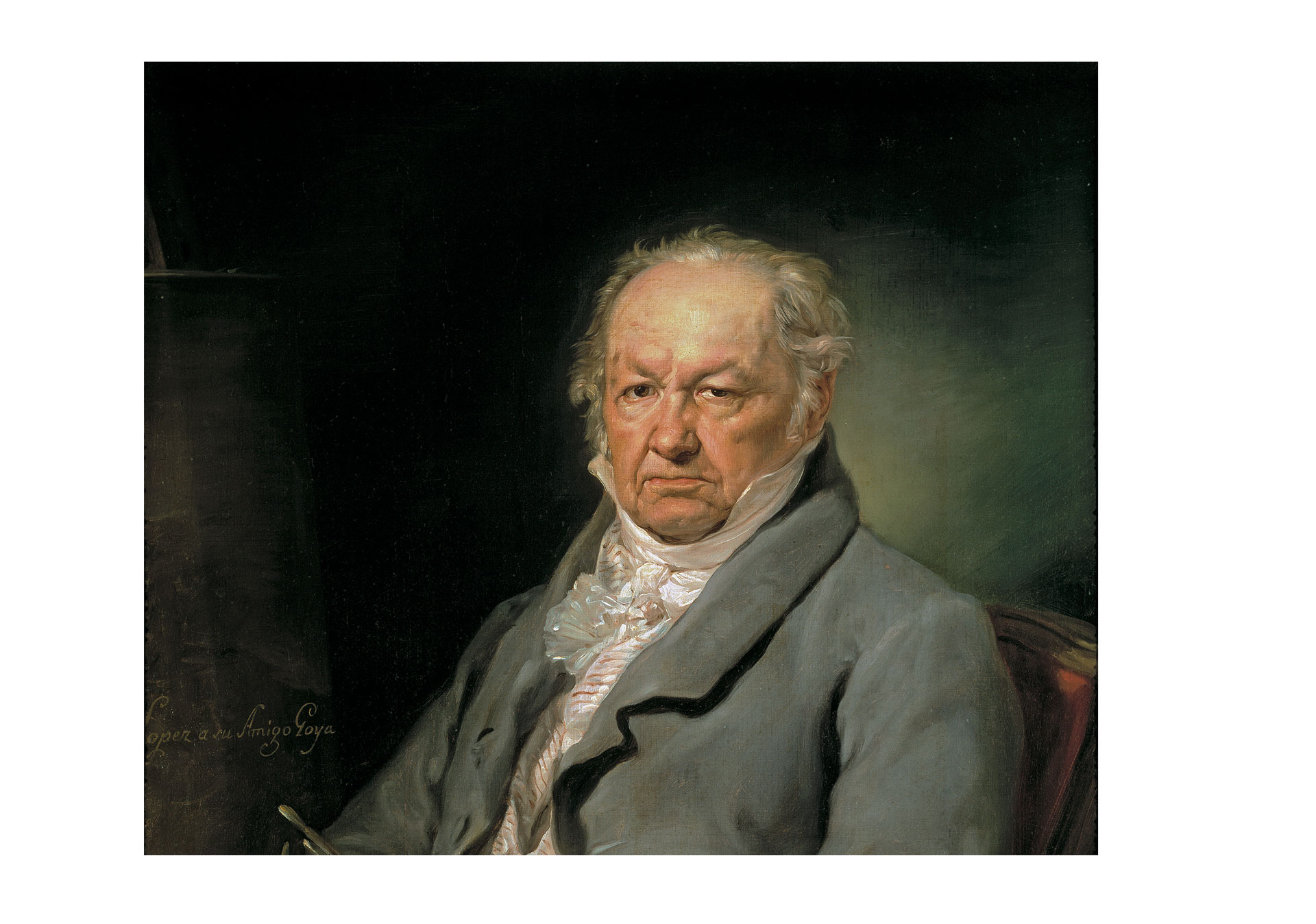 Exhibirán cuadros de Goya en Londres
