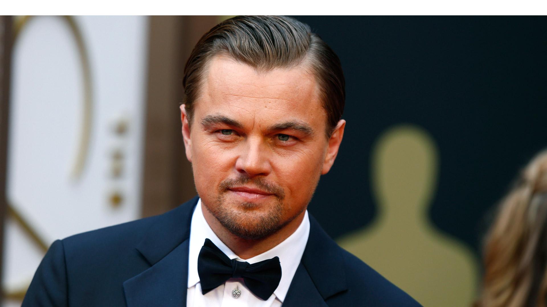El encargado del proyecto será Leonardo DiCaprio, uno de los actores más activos en la lucha contra el cambio climático