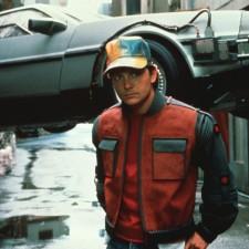 ¡Bienvenido al futuro Marty!