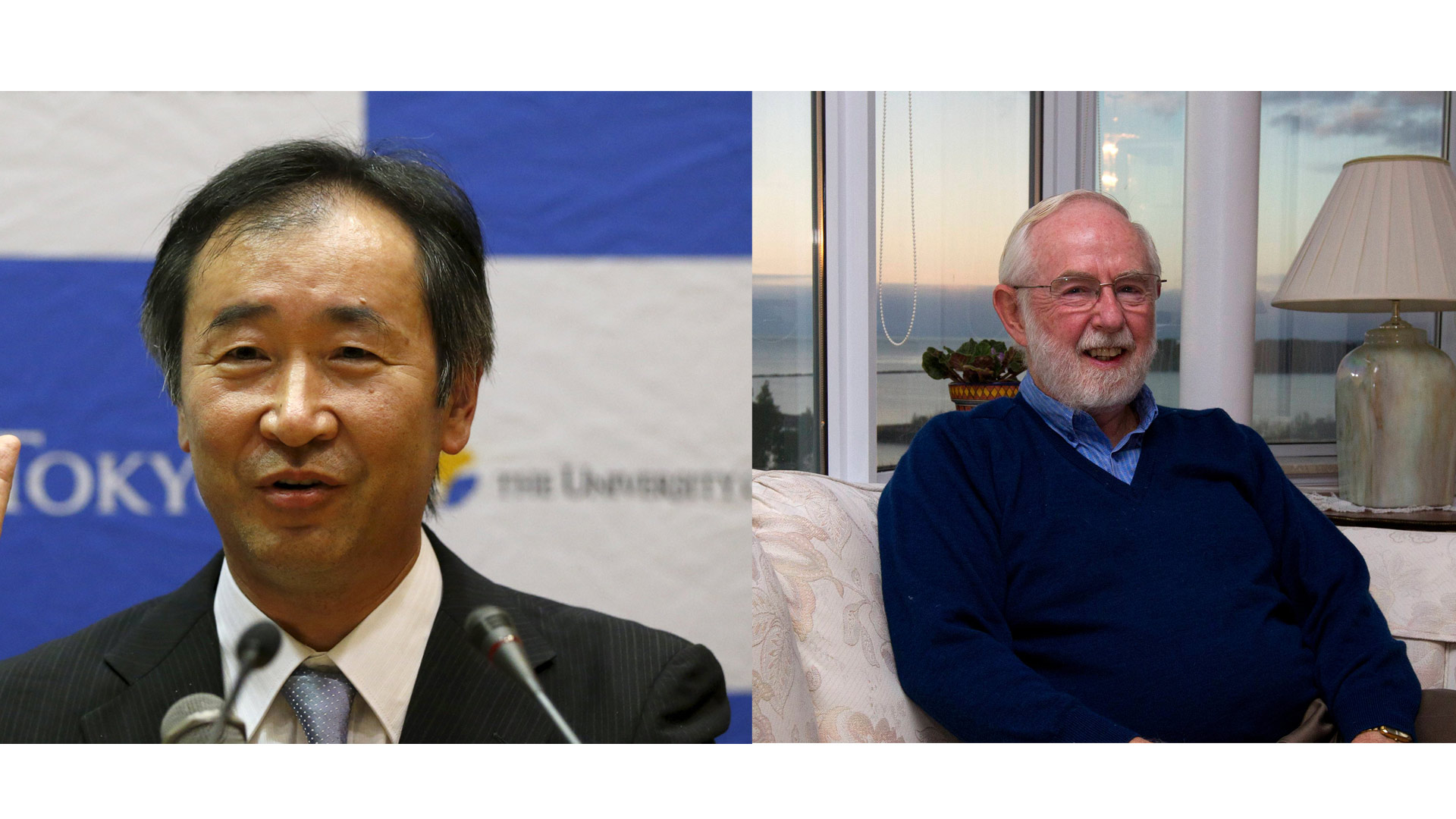 Takaaki Kajita y Arthur B. McDonald descubrieron la masa de los neutrinos, partículas que darían pistas sobre la evolución del universo