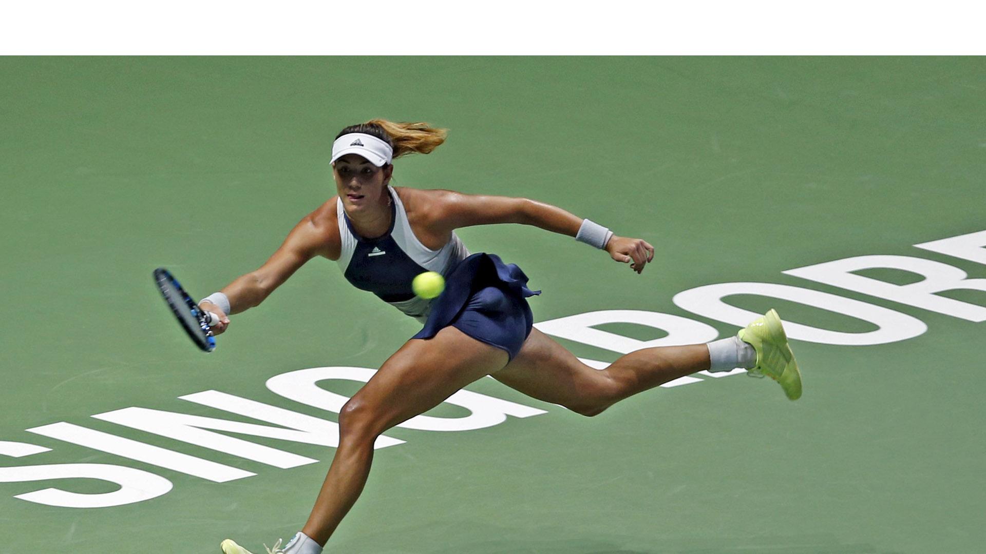 La joven de origen venezolano es la número tres en la clasificación mundial de tenis femenino