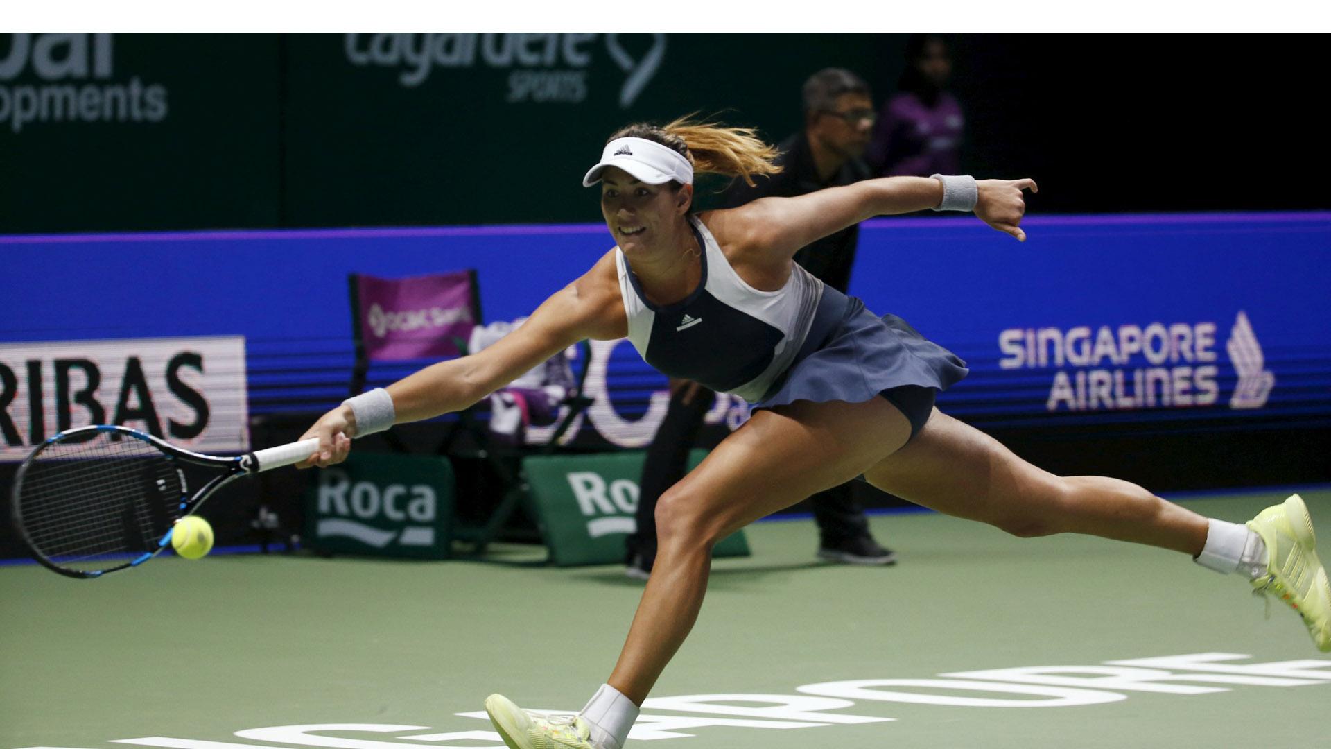 Actualmente se posiciona de tercera en el ranking mundial, convirtiéndose en la gran revelación de la temporada de tenis femenino