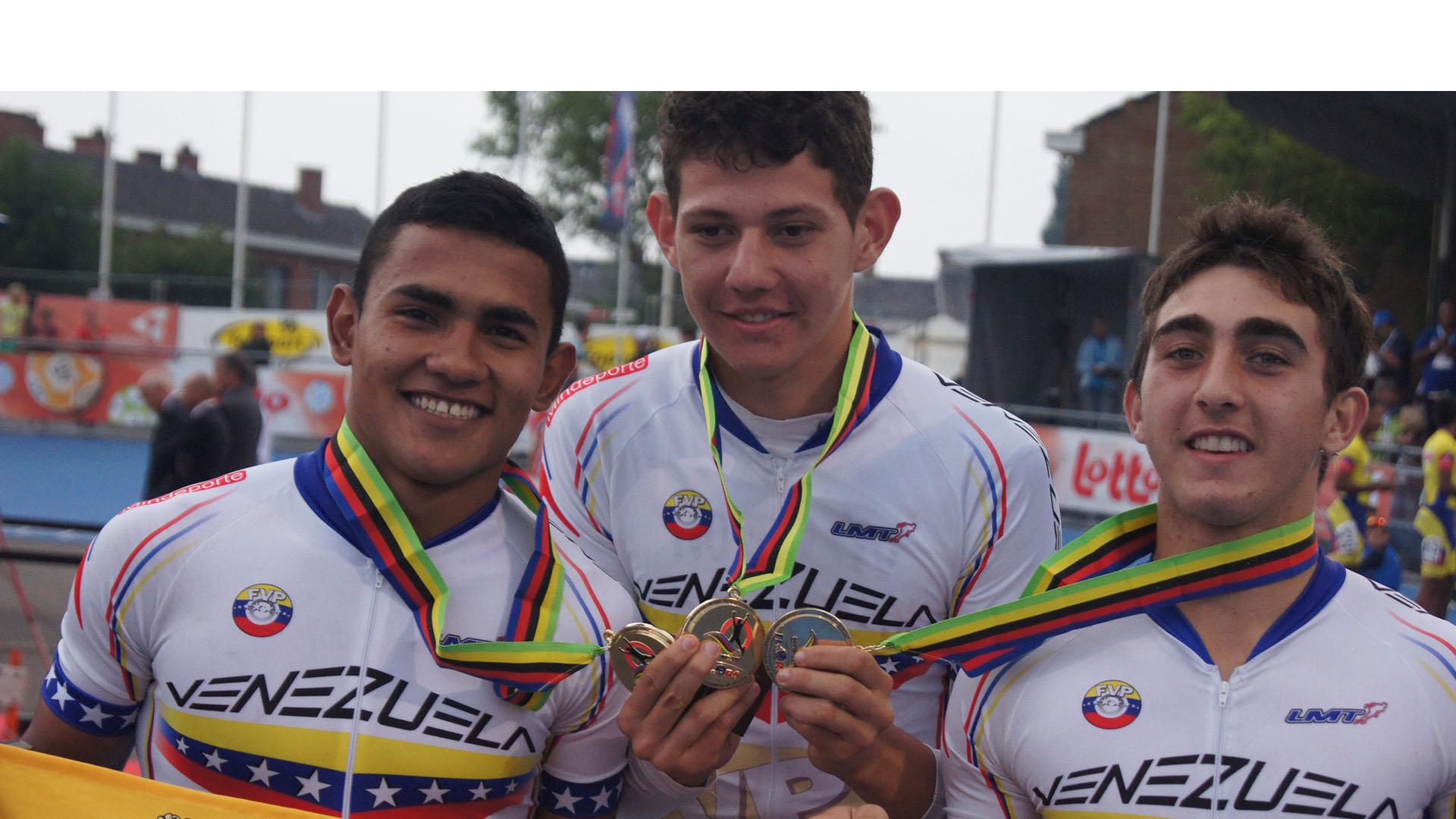 Entre los galardones está una de plata y dos de bronce, anteriormente Rosario, en Argentina, sumaron en total ocho medallas