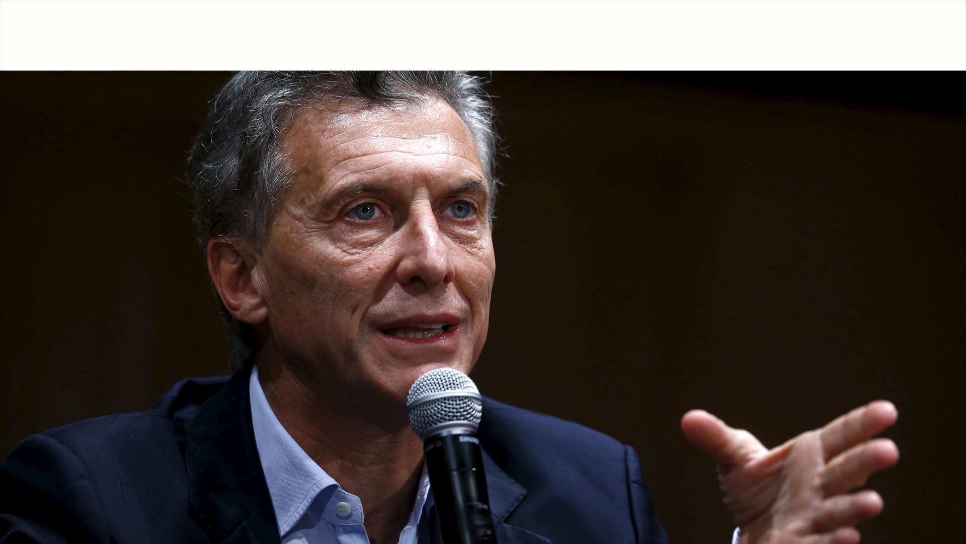 El Presidente electo afirmó que los primeros días de su gobierno revisará el estado de las cuentas públicas