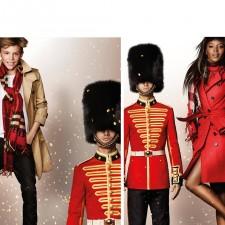 Moda navideña por todo lo alto