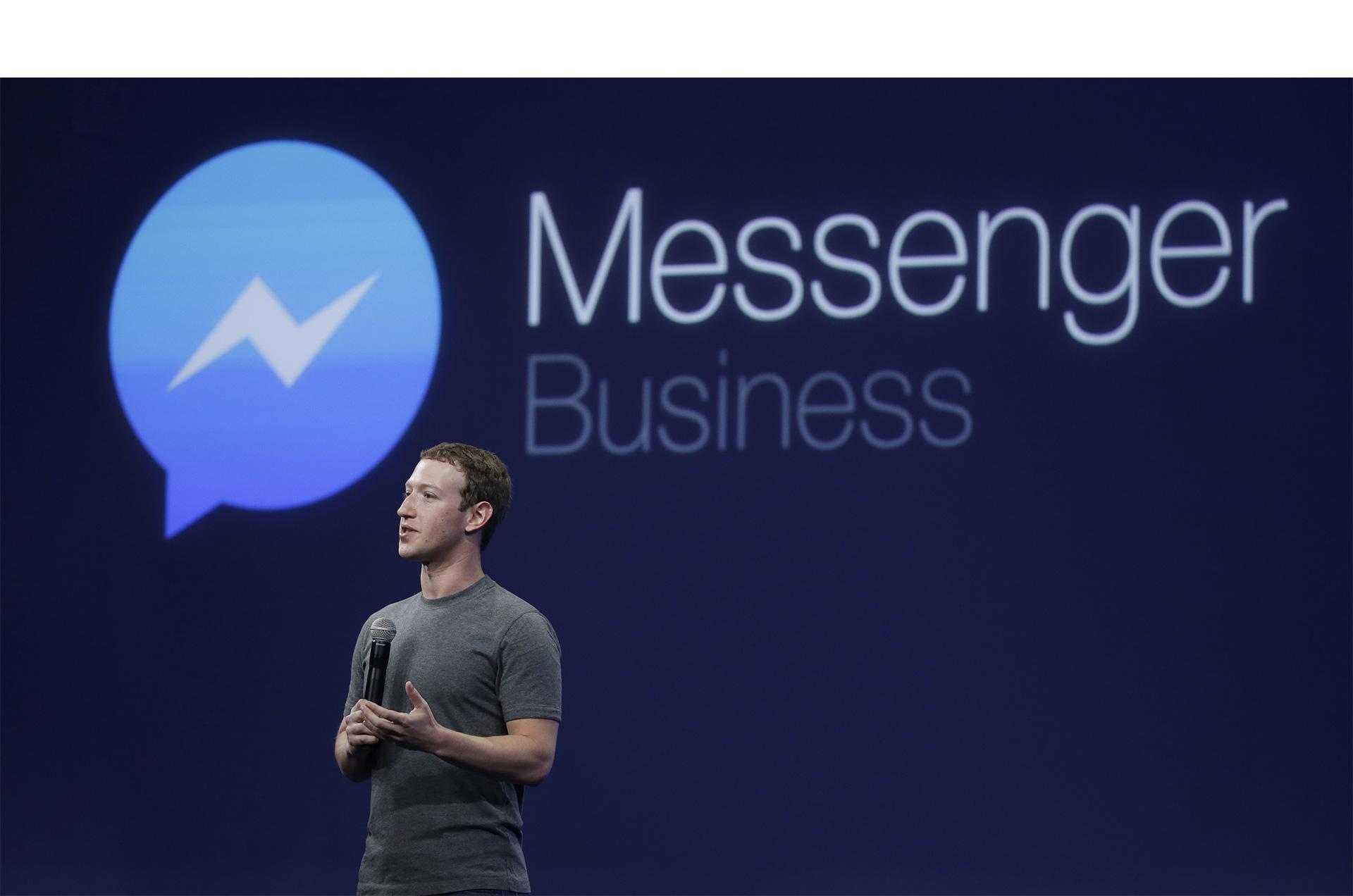La nueva función está en período de prueba en Francia, y puede ser el principio de una nueva aplicación creada por Zuckerberg