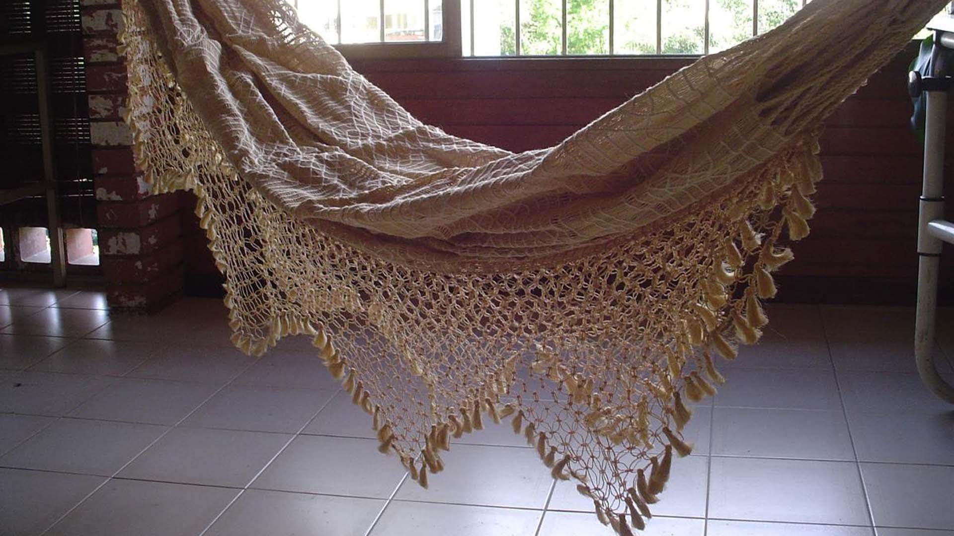 Descripción perfecta del campesino venezolano, ideal para la realizar chinchorros, manteles, cojines, y demás productos artesanales