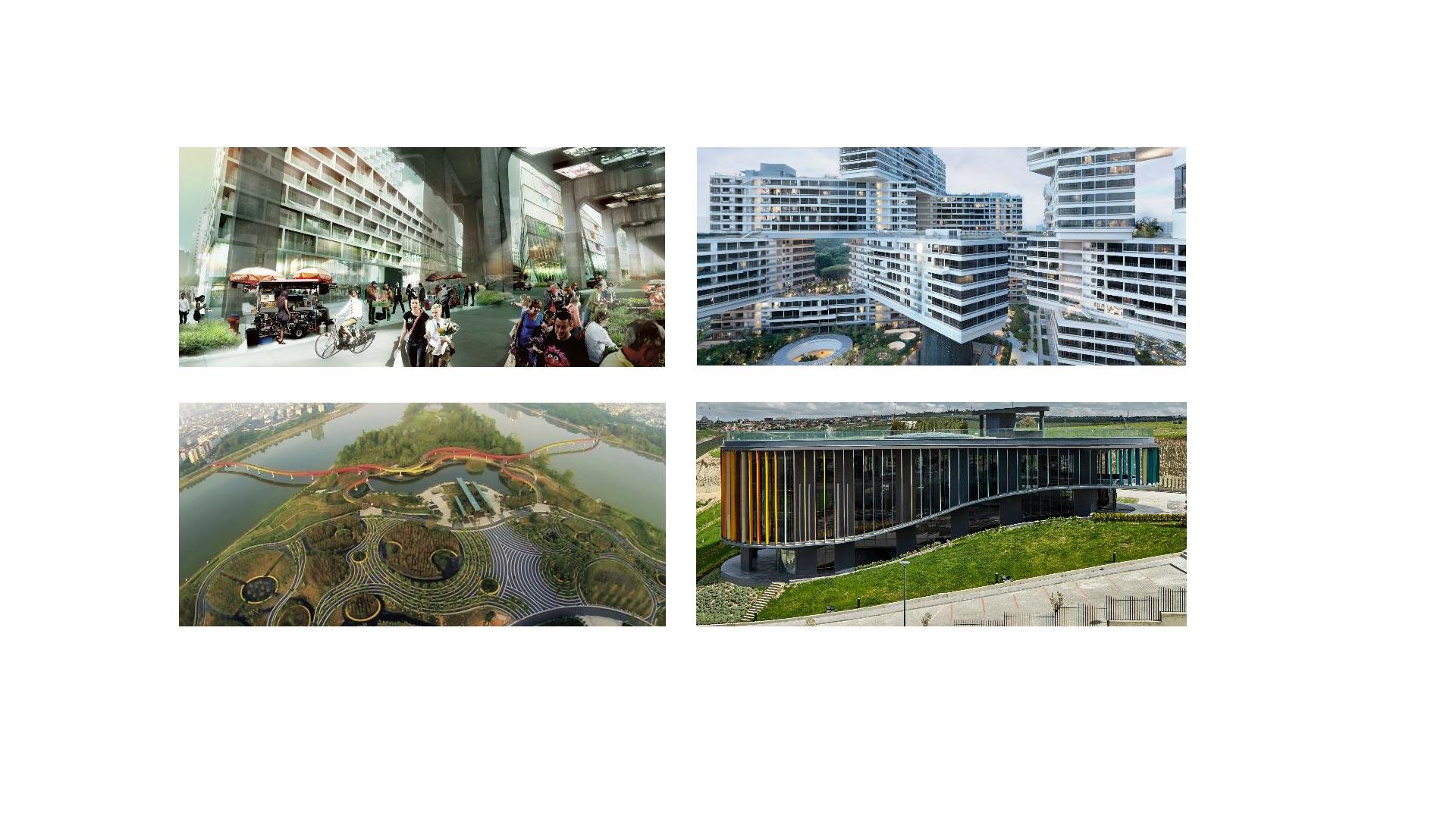 Mas de 2 mil arquitectos y diseñadores se reunieron durante 3 días en el Festival Mundial de Arquitectura