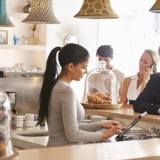 Cafetería rinde tributo a la gastronomía