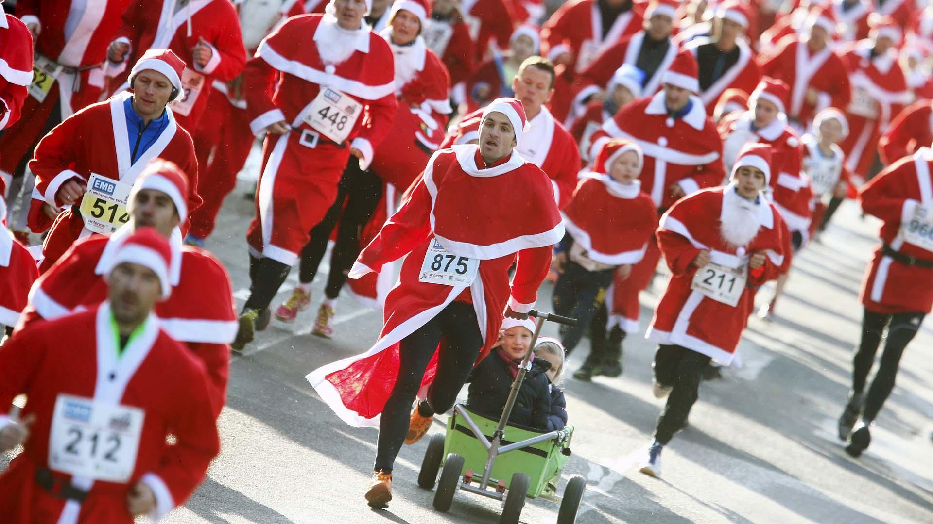 Un recorrido mágico decembrino espera a todas las familias caraqueñas el próximo domingo en donde más de un centenar de personas le darán la oficial bienvenida a la Navidad