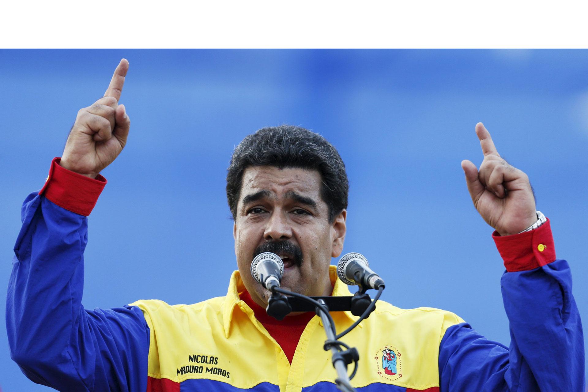 El presidente de Venezuela aseguró que aceptarán la voluntad del pueblo y que garantizarán la seguridad de los ciudadanos