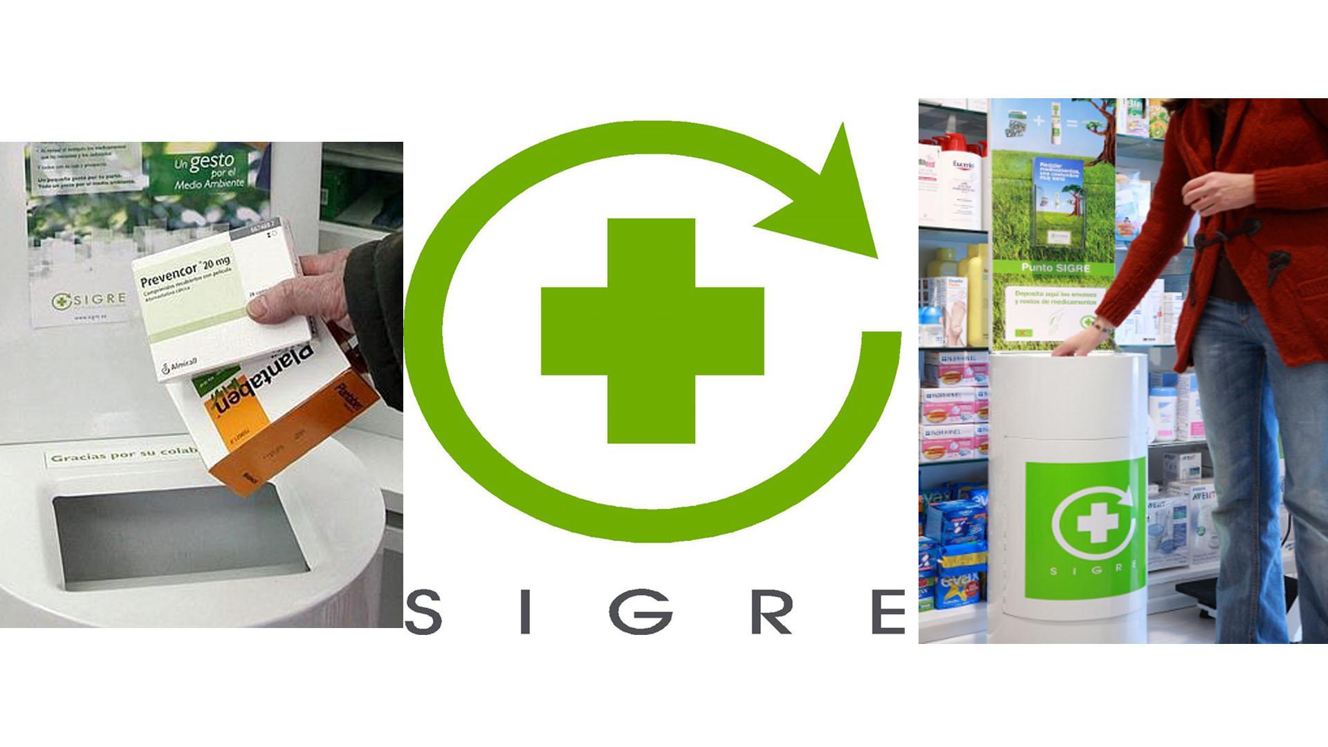 Los Puntos SIGRE se encuentran distribuidos en casi 3 mil farmacias catalanas