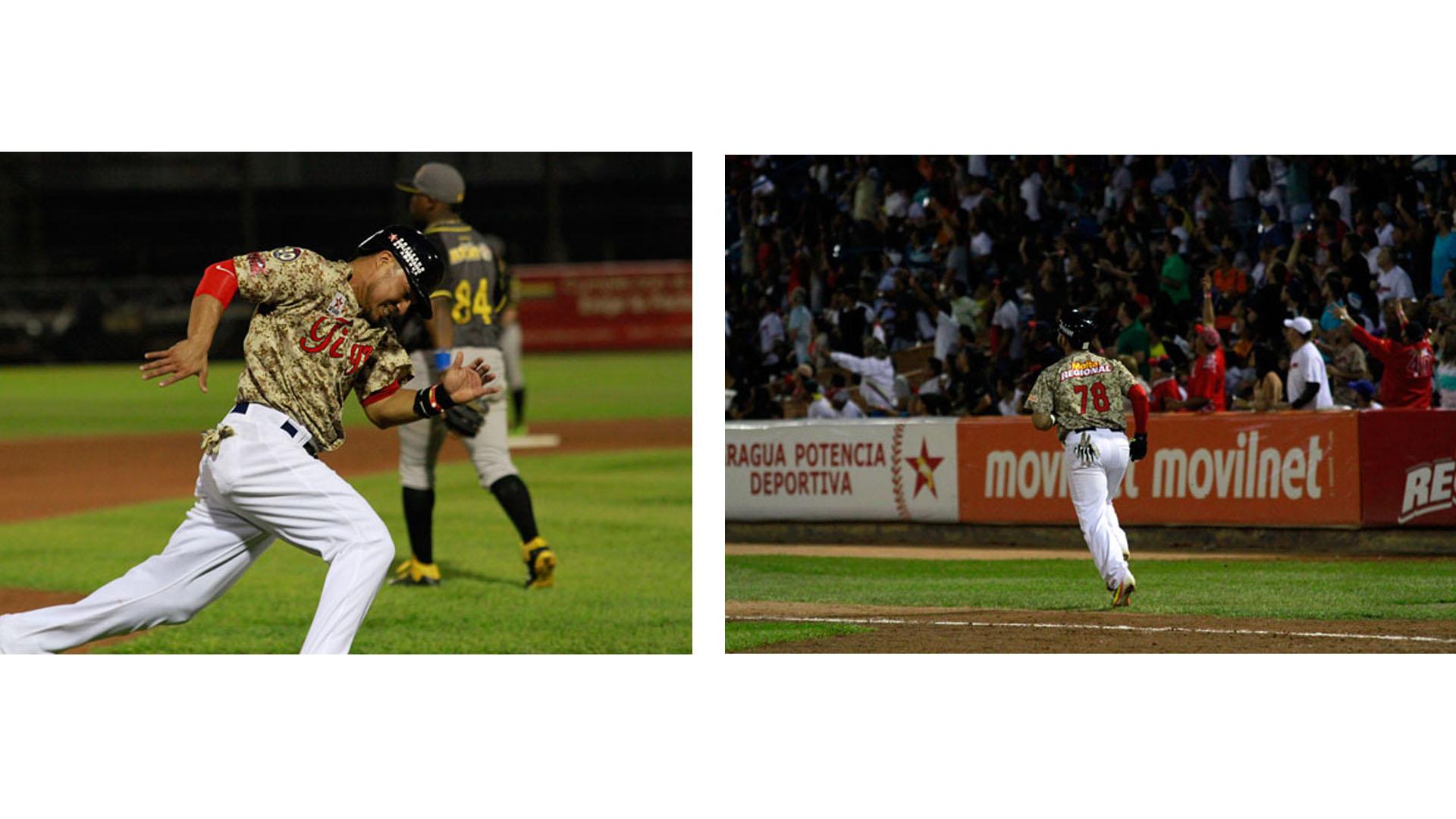Los Tigres de Aragua vencieron a los Navegantes del Magallanes 2-6 con lo que se iguala el torneo 2-2