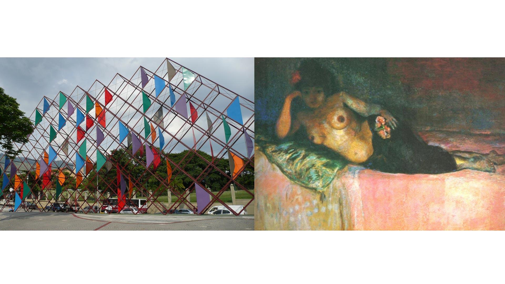 Este miércoles el país amaneció inmerso en arte gracias al festejo del Día del Artista Nacional. Llénate de genio con esta galería