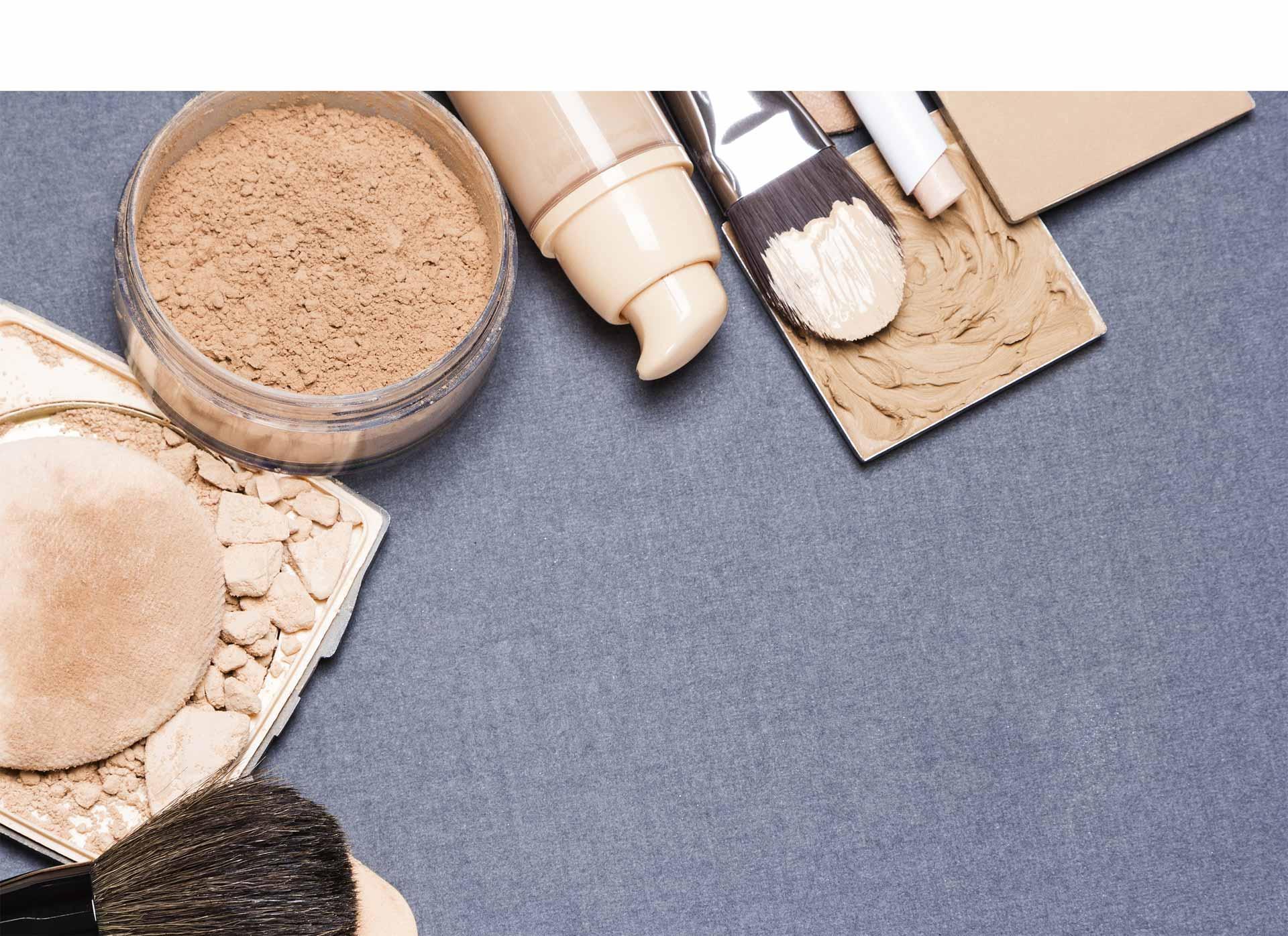 Algunos contienen silicon que propensa el acné