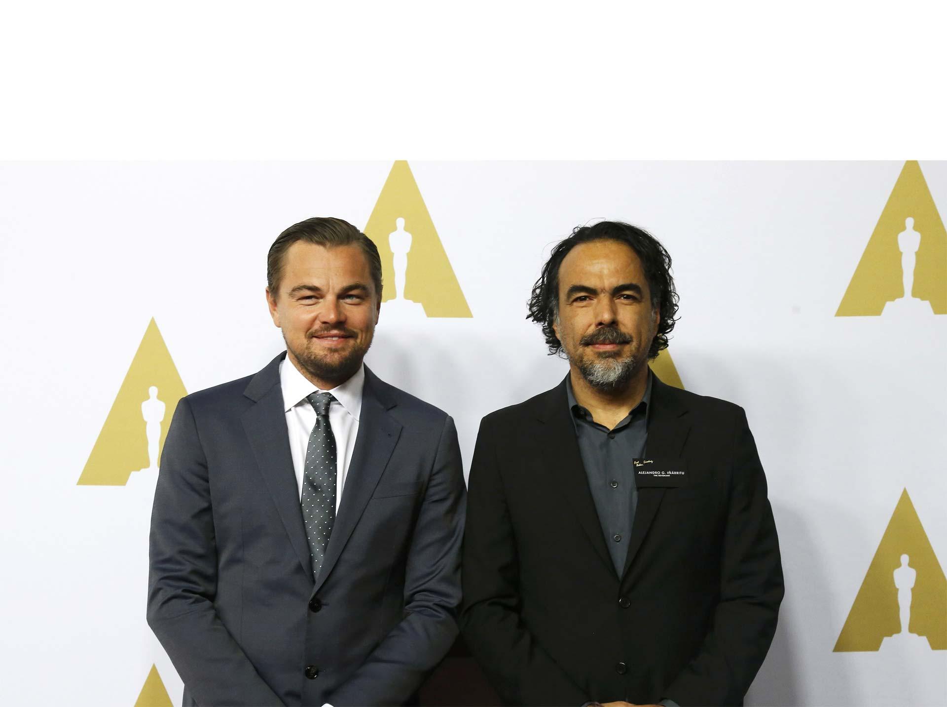 Los nominados a los Oscar compartieron de un almuerzo previo a la entrega de premios que se realizará el 28 de febrero