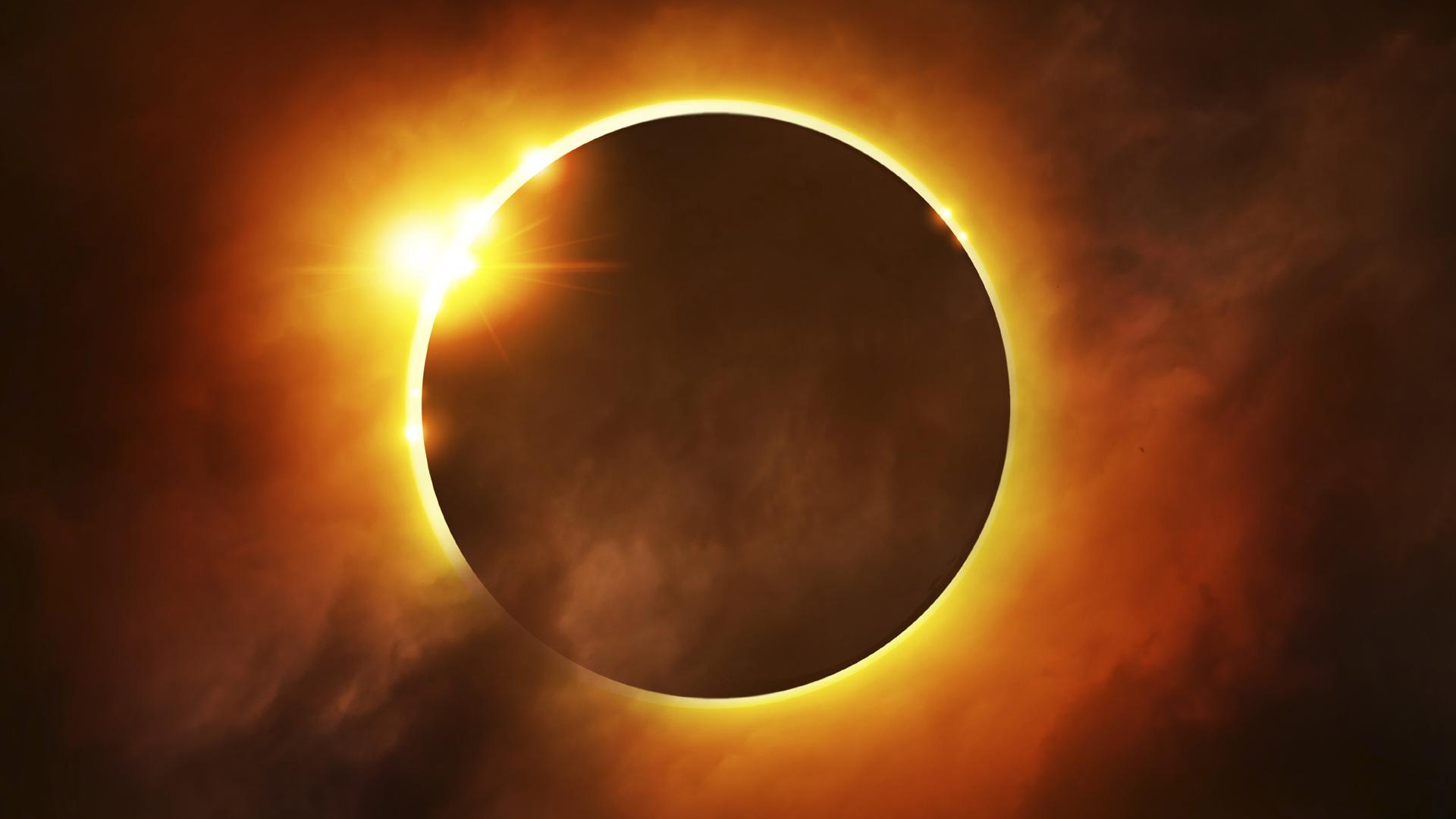 Será el único eclipse total de este año y solo podrá apreciarse en el Océano Índico a partir de las 6:30 pm hora de Venezuela