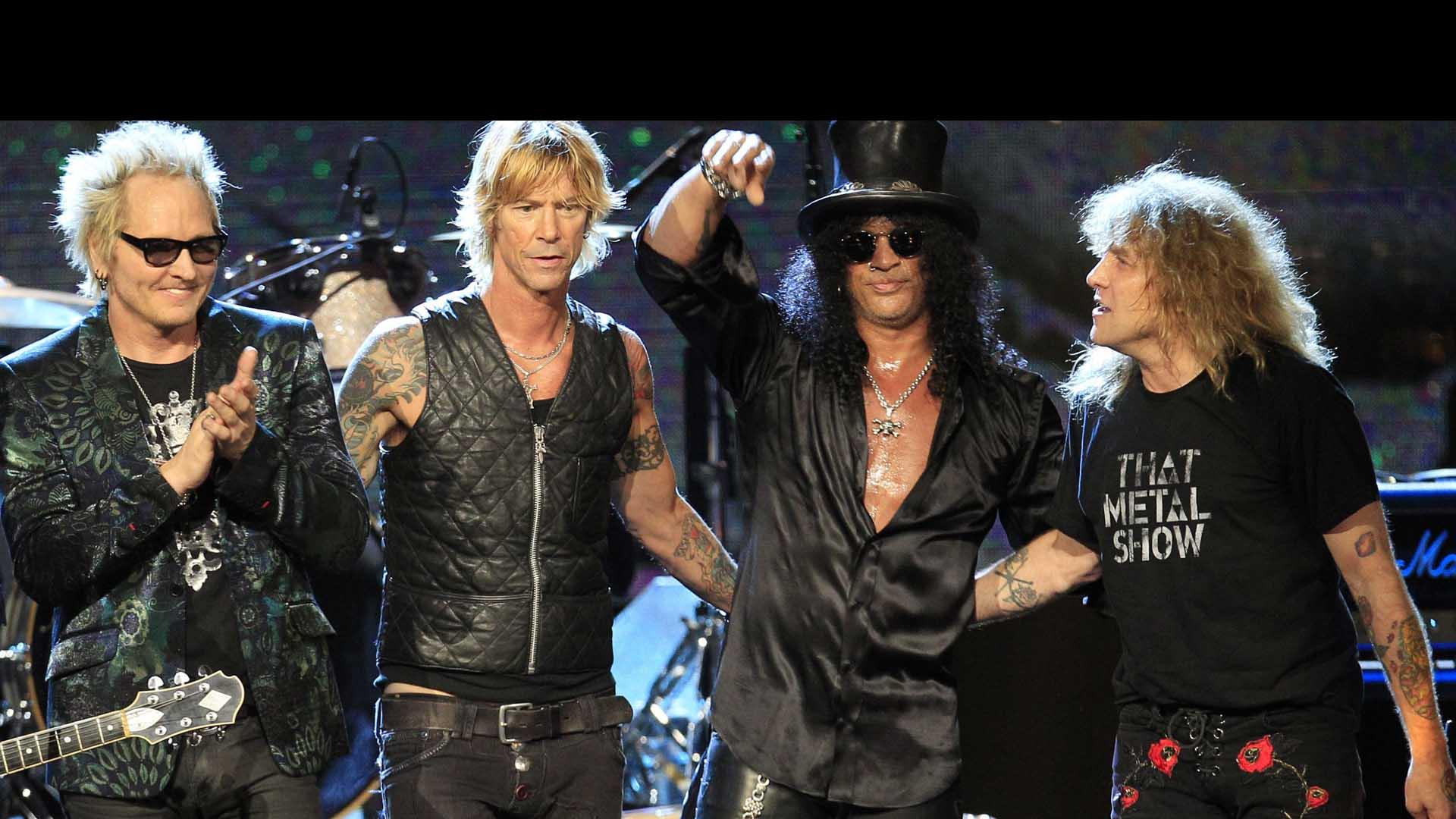 Tras el anuncio en la web oficial de la banda se rumora que tocará junto a AC/DC