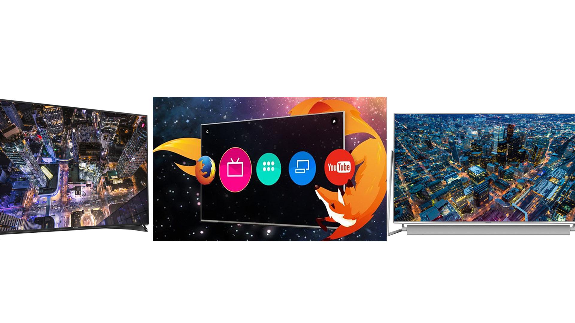 Con tecnología 4K Pro, HDR y Firefox la empresa unió elegancia y funcionalidad en sus modelos del 2016