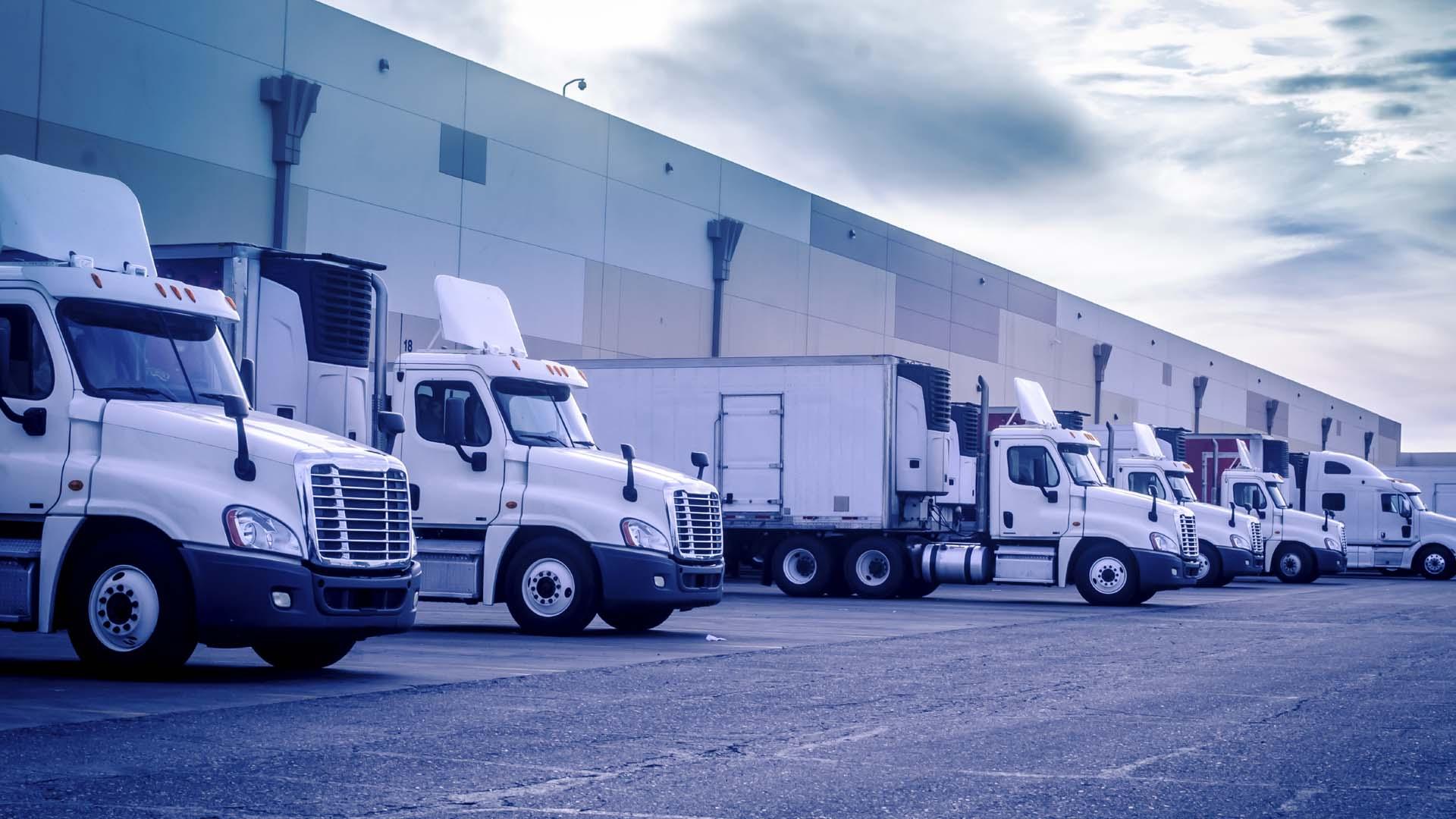 Hasta diez camiones serán capaces de seguir al vehículo que le precede mediante sensores láser y cámaras de infrarrojos