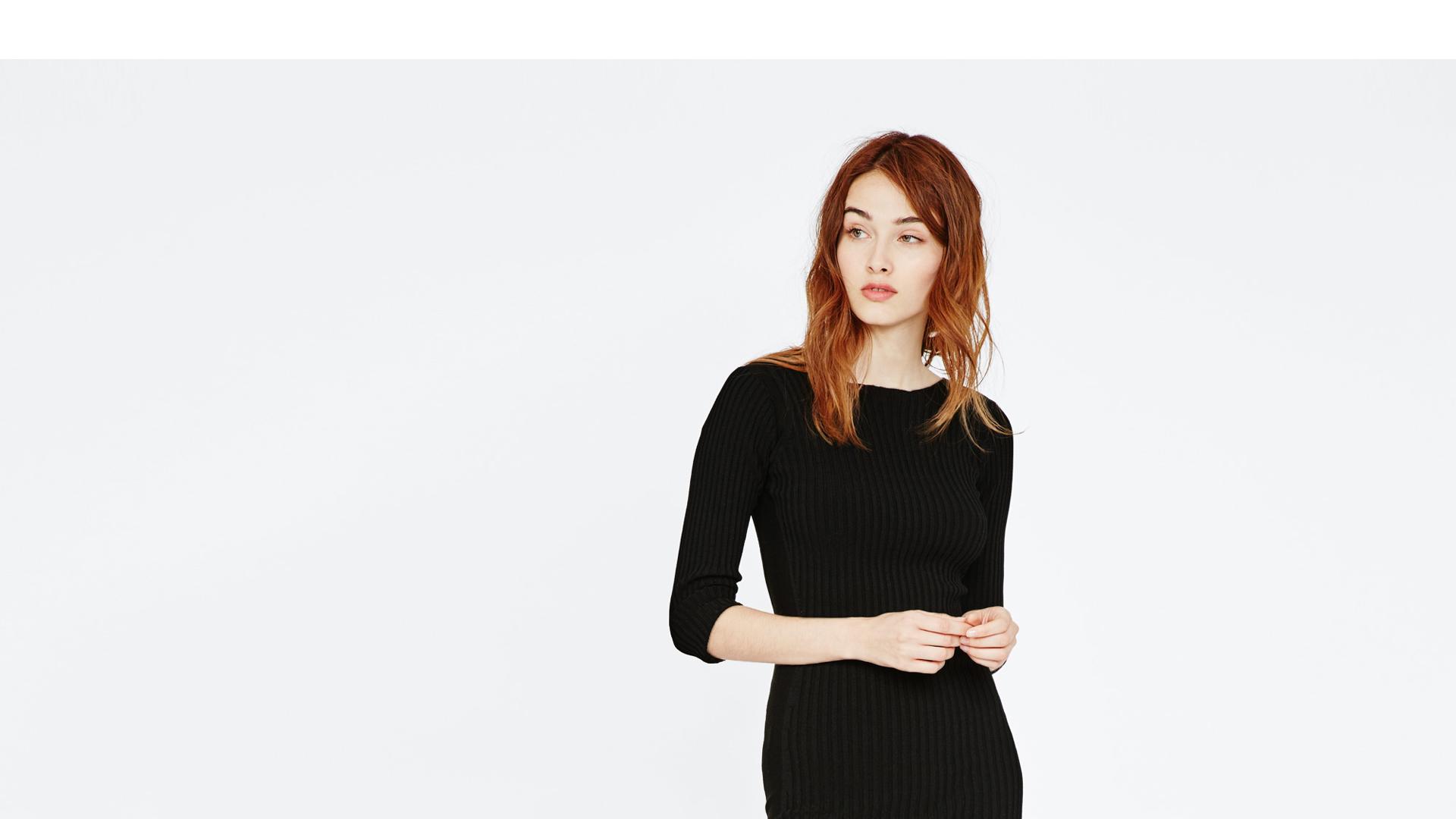 Vestir de oscuro no hará que luzcas amargada si sabes cómo hacer. Dale toques especiales a tu atuendo con estos consejos