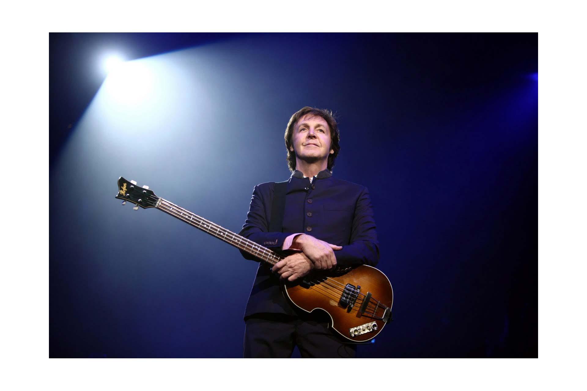 Paul McCartney se encuentra de gira y el pasado domingo, en Seattle, revivió lo mejor de su carrera