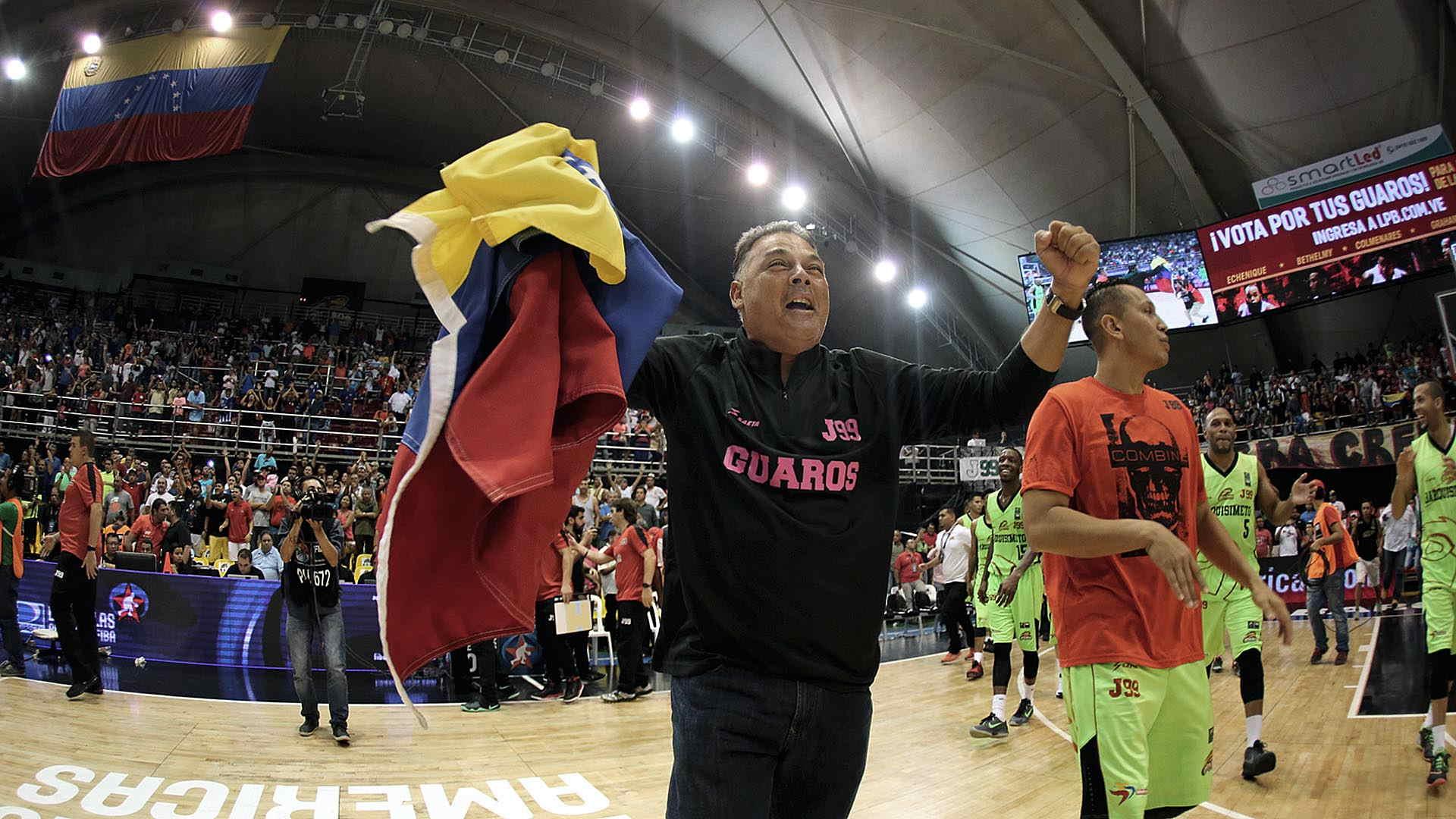 En cinco años, Jorge Hernández Fernández ha logrado colocar a Guaros de Lara en el mapa del baloncesto nacional y continental