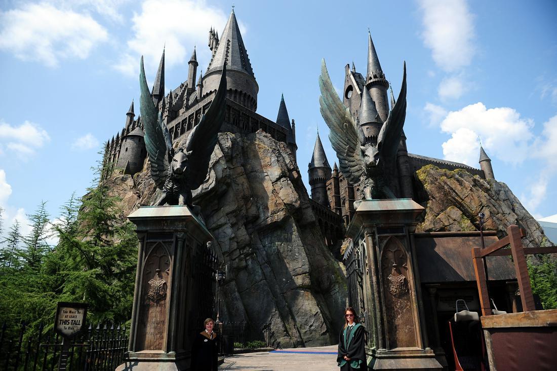En el nuevo parque ubicado en Hollywood Studios los visitantes podrán visitar el castillo de Howarts y jugar Quidditch