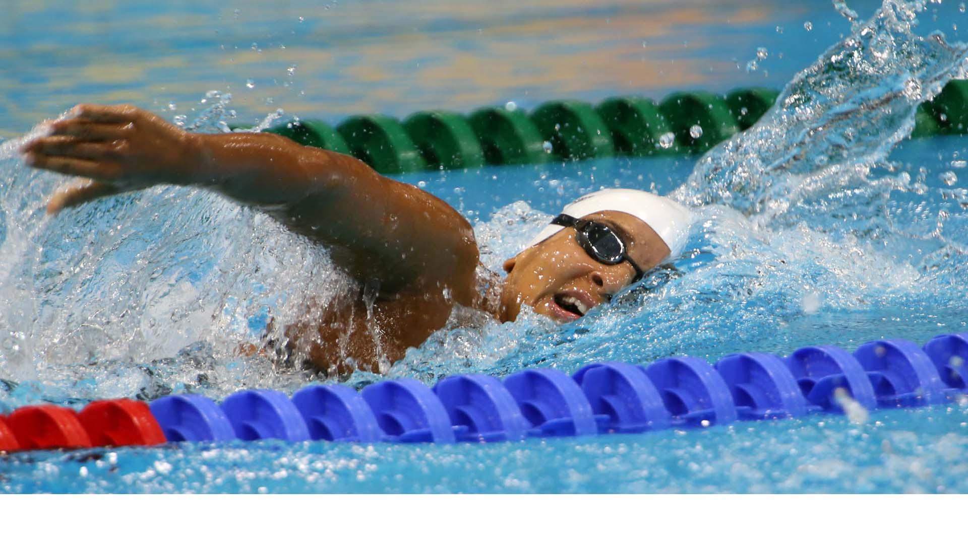 La atleta ya está clasificada a los Juegos Olímpicos Río 2016