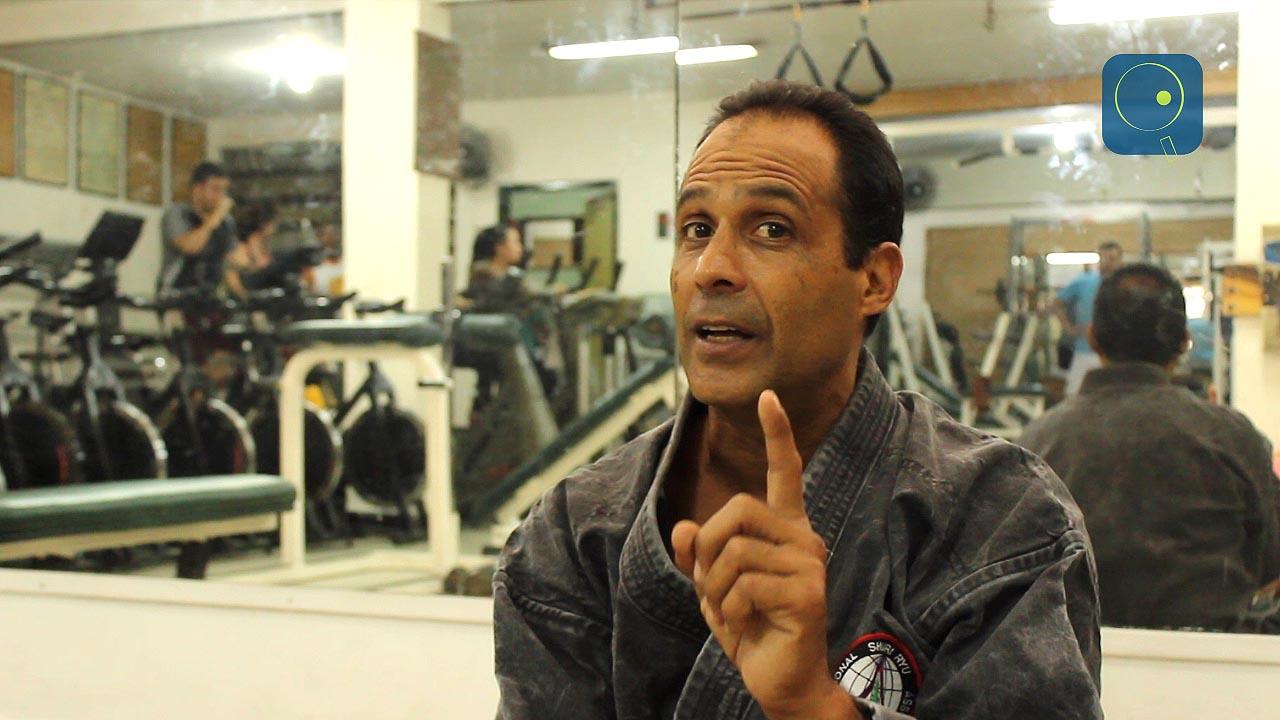 Para el sensei Rodolfo Rodríguez el aspecto deportivo del karate sugiere una dedicación muy positiva para cualquier individuo