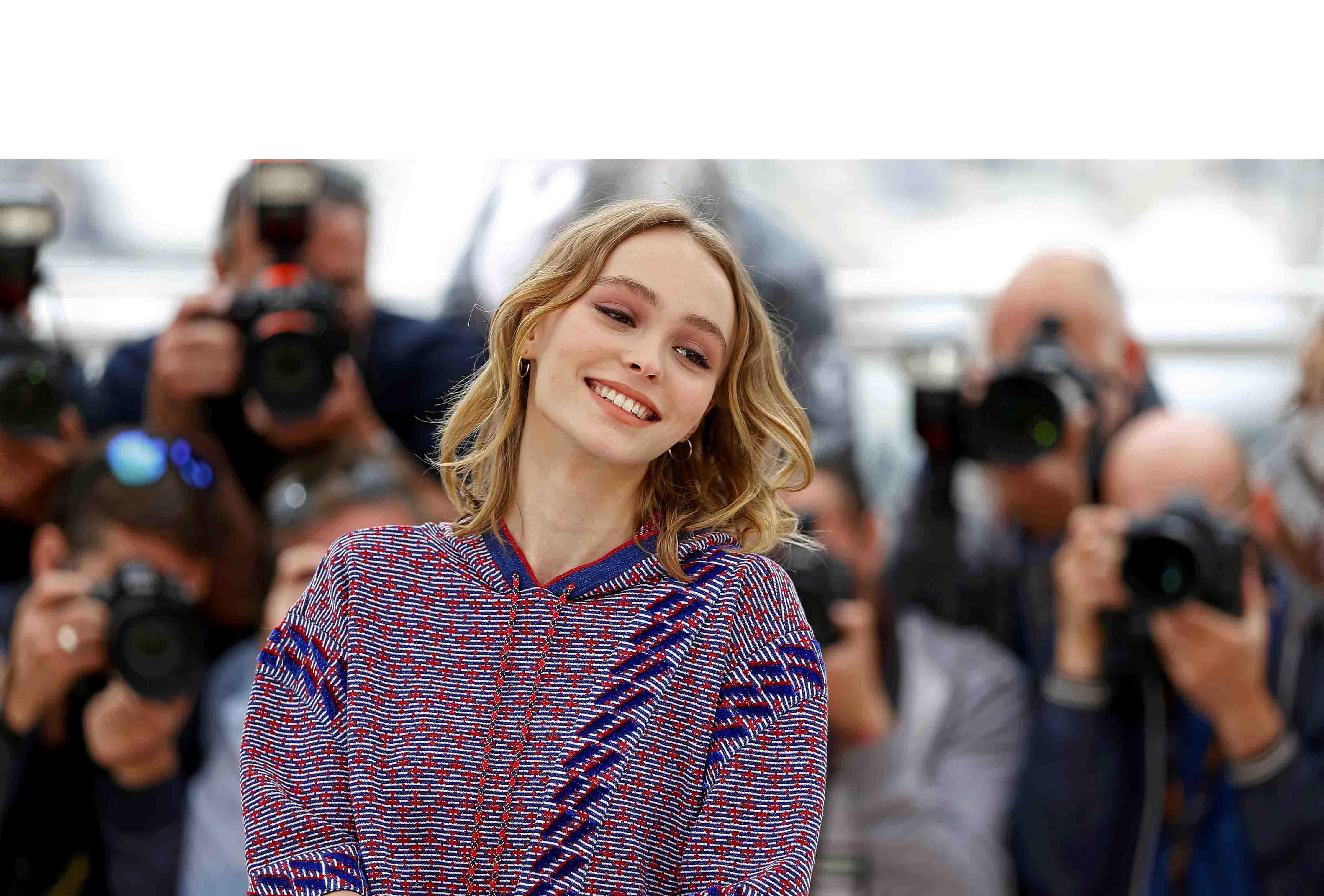 La joven modelo nuevamente trabajará con la importante casa de moda francesa