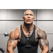 "Dwayne Johnson será ""The Man of Bronze"""