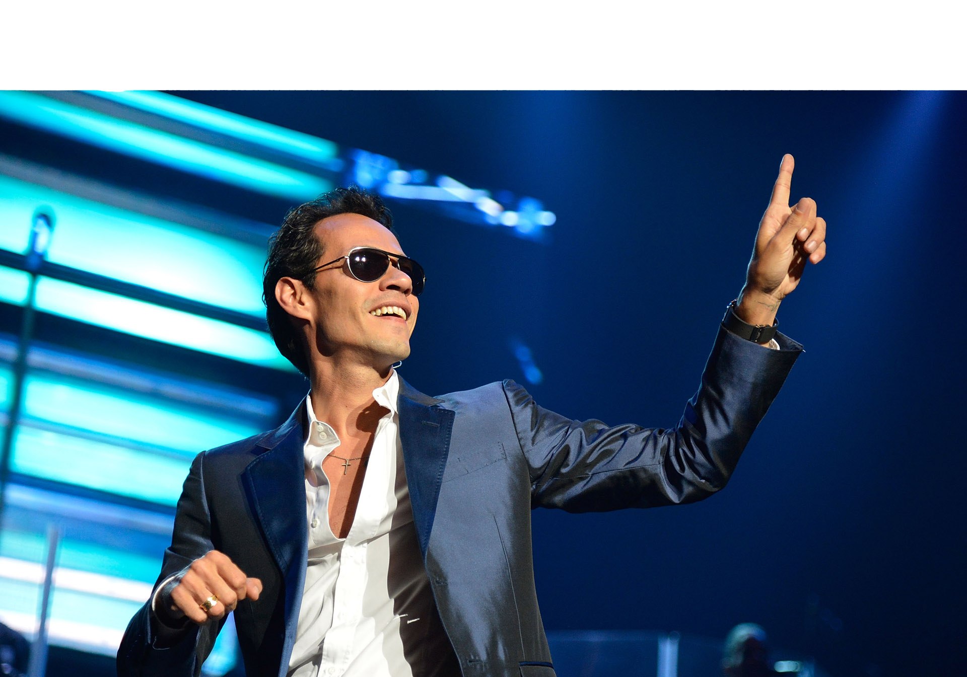 Marc Anthony rompe récords de taquilla en Marbella