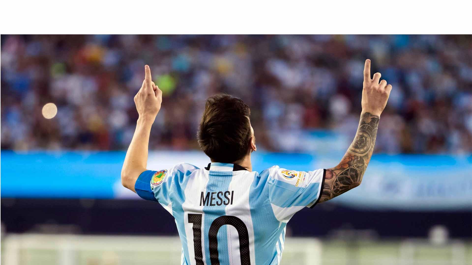 El llamado mejor jugador del mundo decidió dar un paso al costado en su selección nacional, instando al reajuste numérico y estratégico de la albiceleste