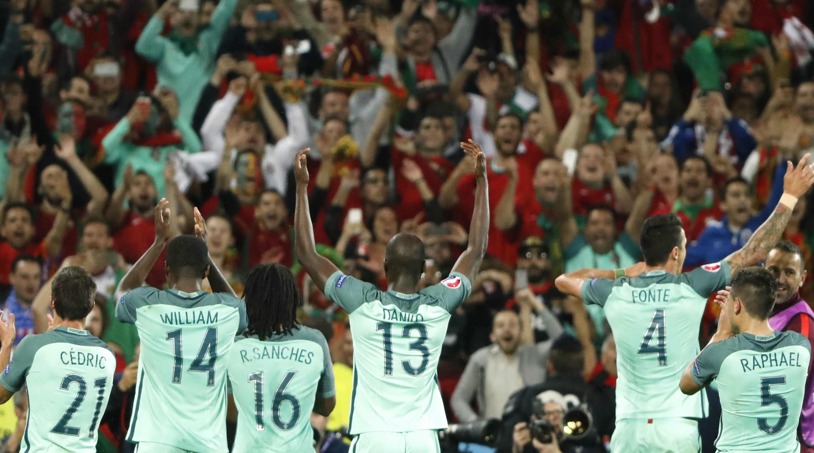 Ricardo Quaresma fue el encargado de dar a la selección lusa su victoria 1-0 ante Croacia