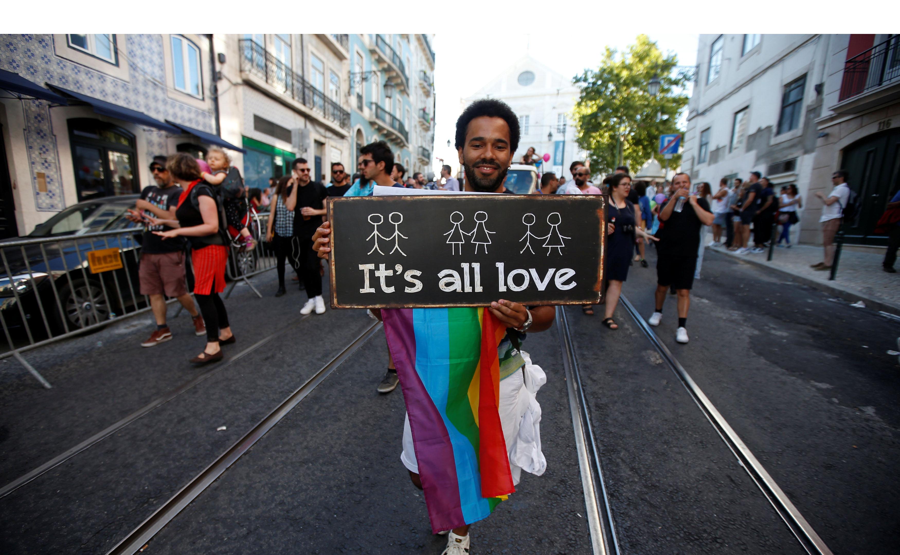 La comunidad LGBT del mundo entero celebra este 28 de junio un día en el que la tolerancia y la igualdad son la insignia que representa el amor