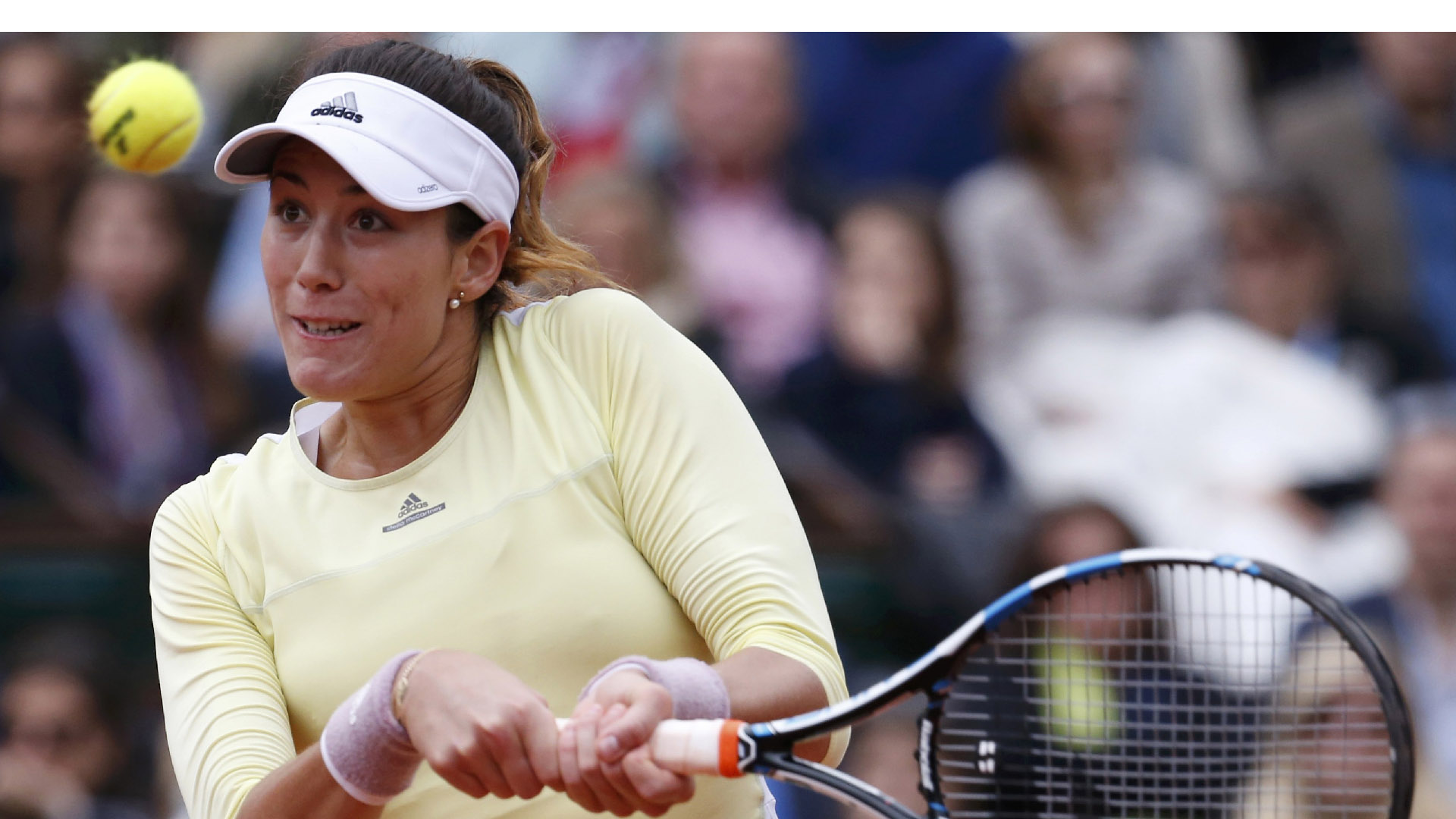 Garbiñe acumula 6766 puntos y Williams 8330